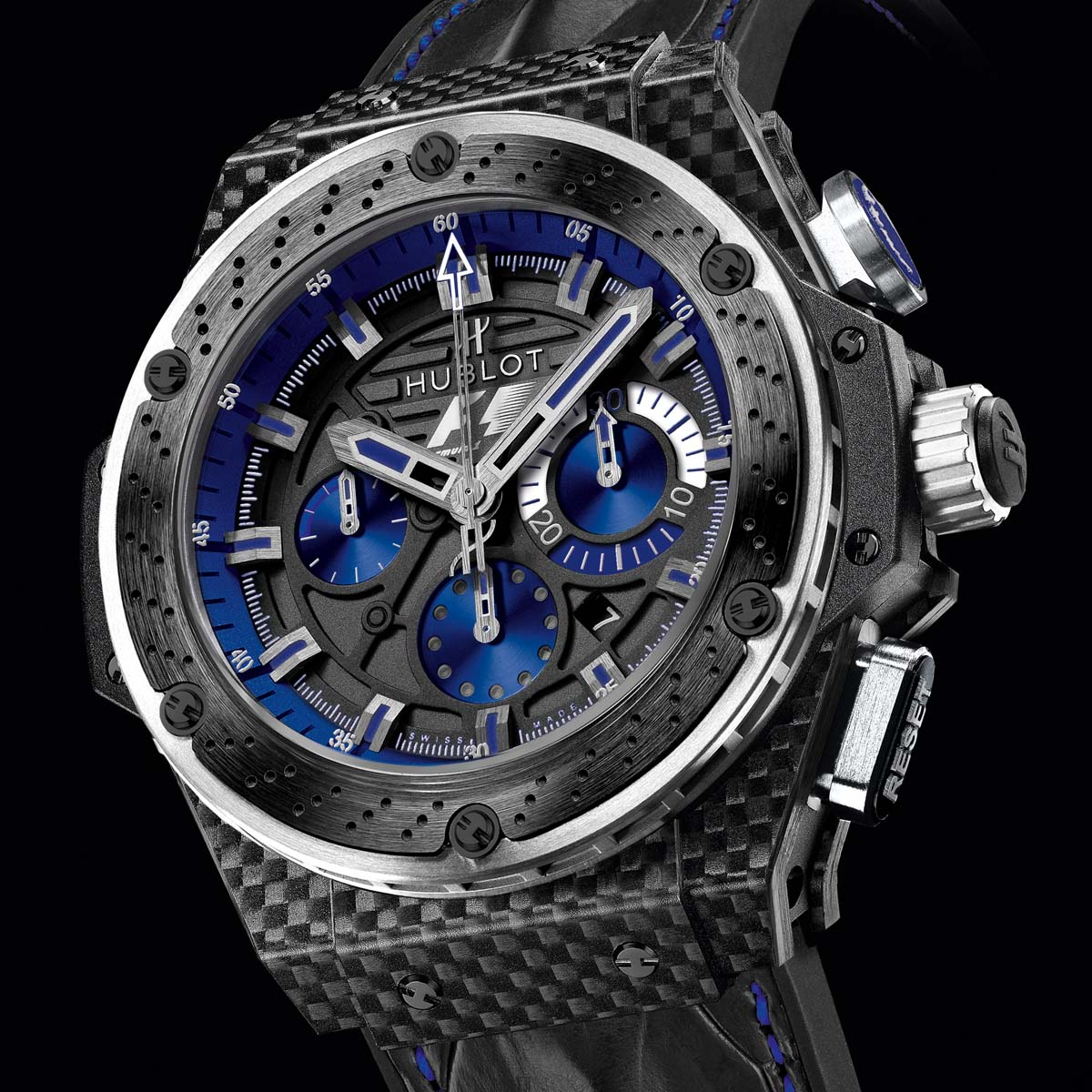 "The Watch Quote: Photo - Hublot F1â""¢ King Power Interlagos"