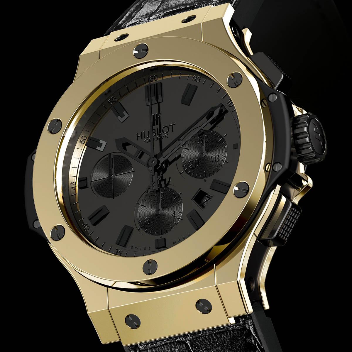 La Cote des Montres : Photo - Hublot présente des nouveaux alliages pour l'horlogerie, la bijouterie et la joaillerie