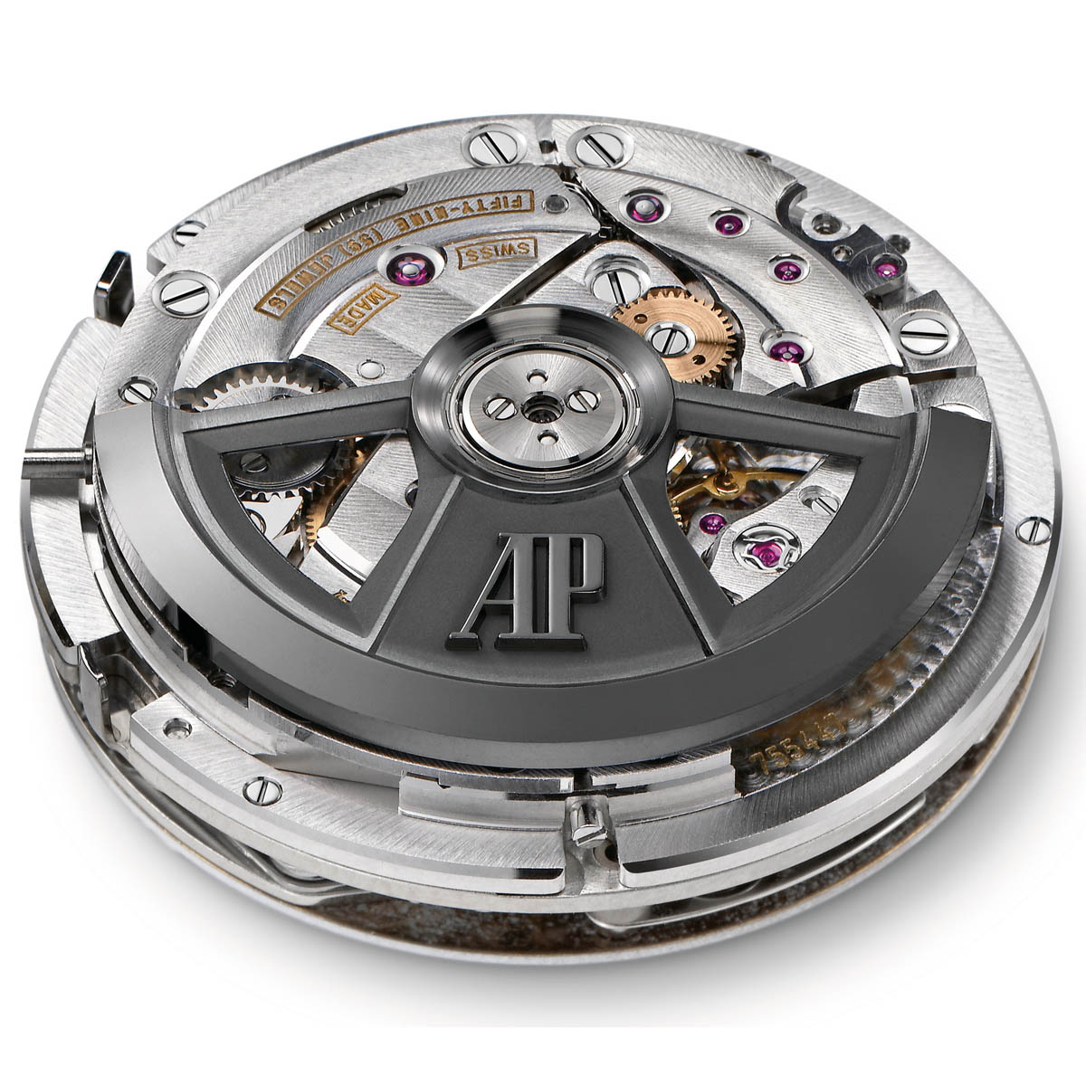 The Watch Quote: Photo - Audemars Piguet Royal Oak Offshore  Sébastien Buemi Limited Edition