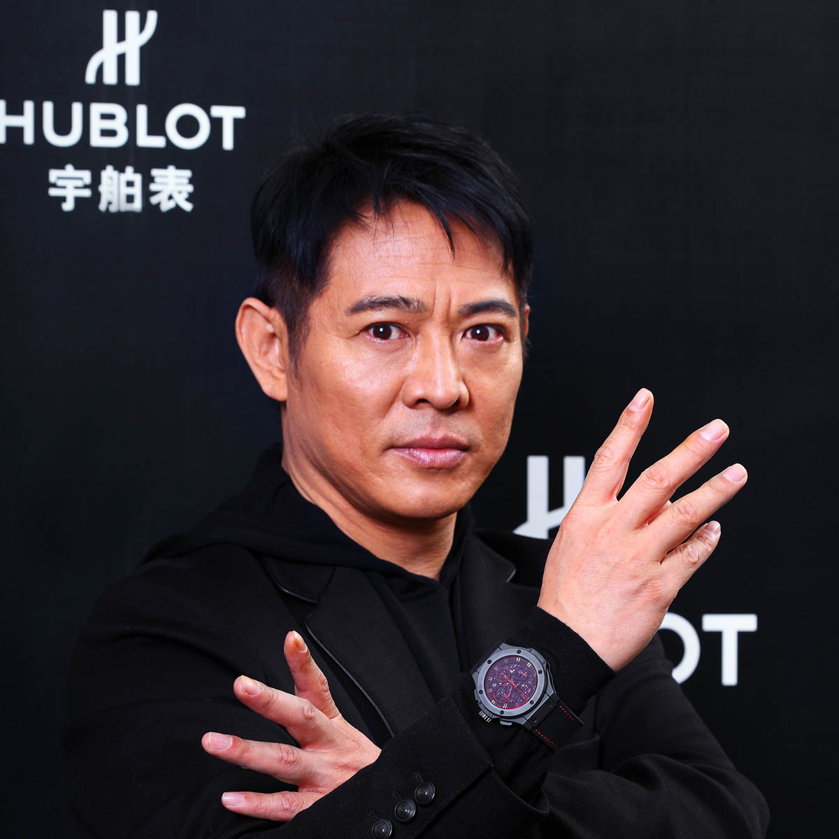The Watch Quote: Photo - Hublot Aero Bang Jet Li