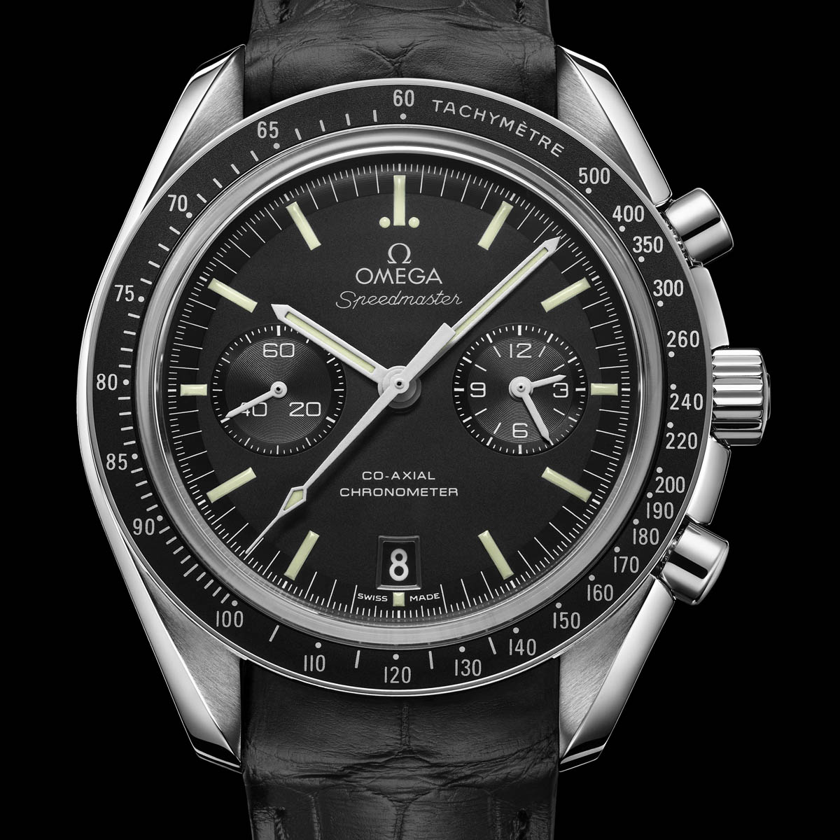The Watch Quote: Photo - Omega Speedmaster Co-Axial Chronograph