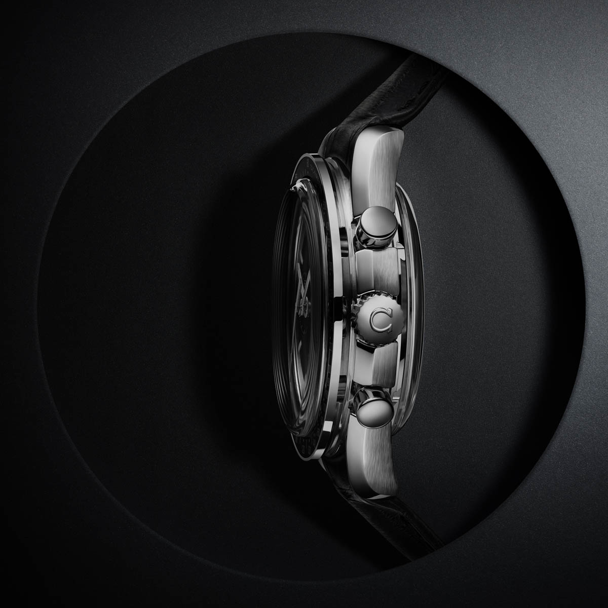 La Cote des Montres : Photo - Omega Speedmaster Chronographe Co-Axial