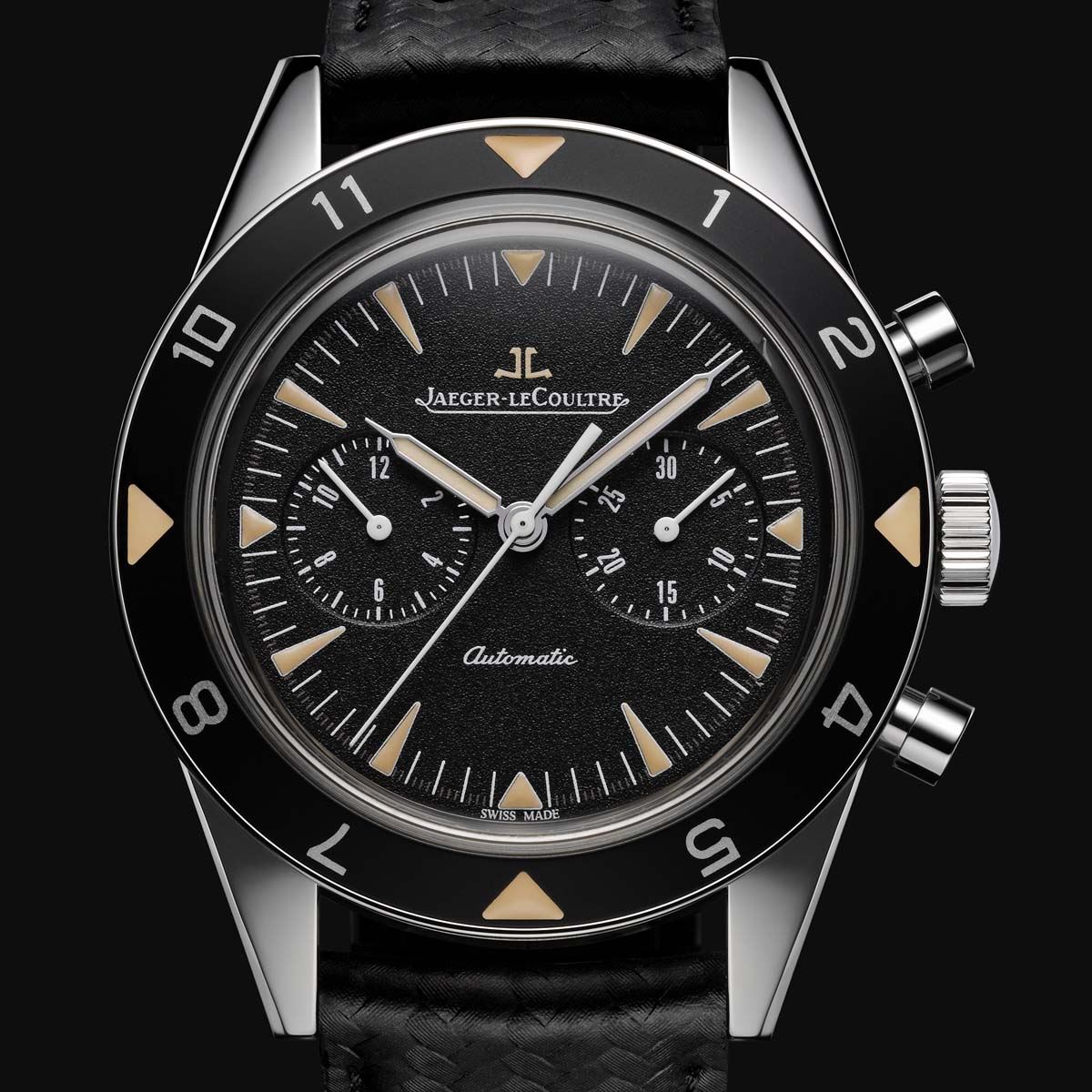 The Watch Quote: Photo - Jaeger-LeCoultre Deep Sea Vintage Chronograph