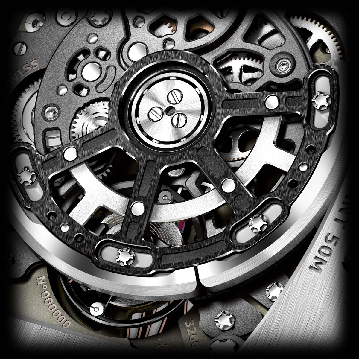 The Watch Quote: Photo - Richard Mille RM 037