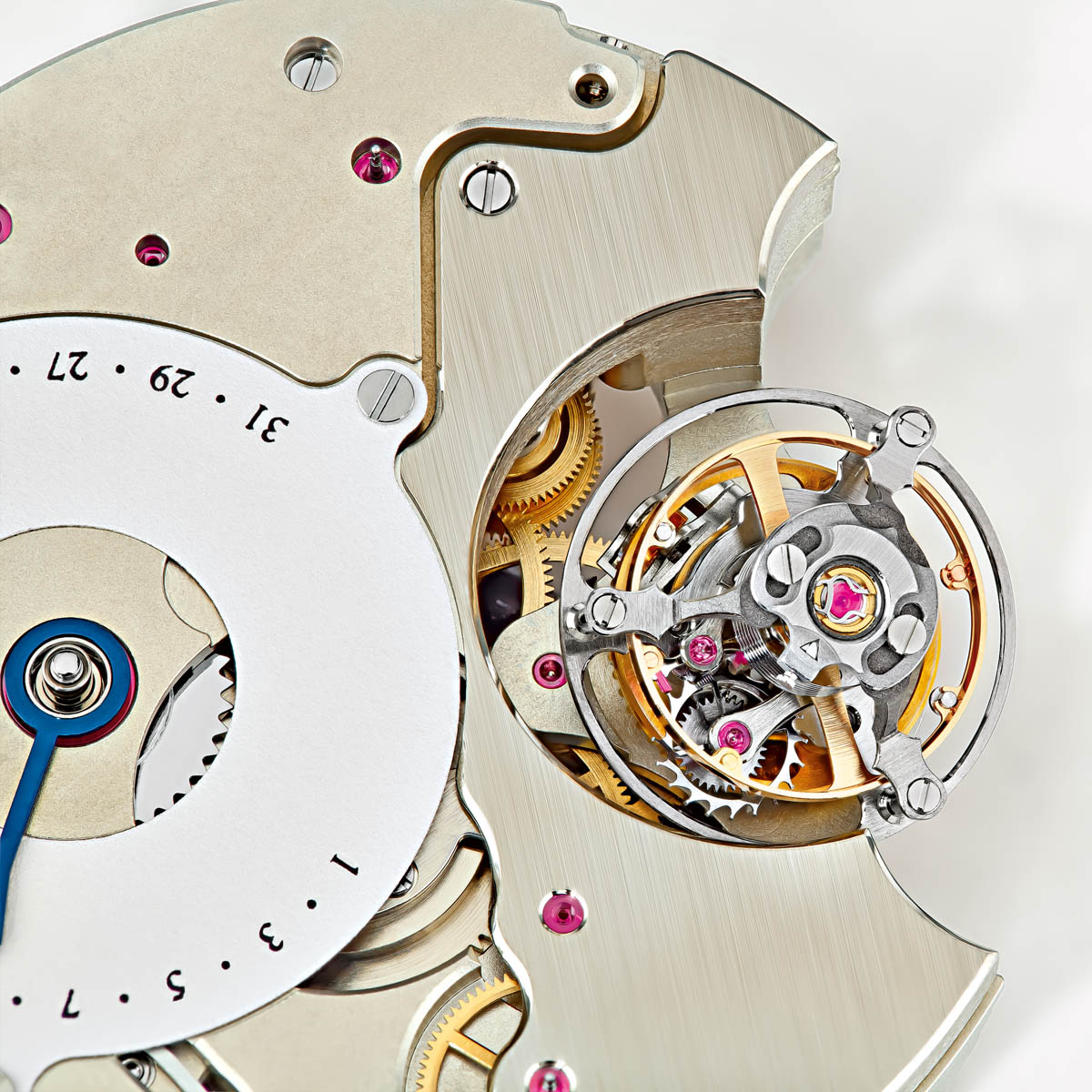 The Watch Quote: Photo - Jaeger-LeCoultre New Duomètre à Sphérotourbillon