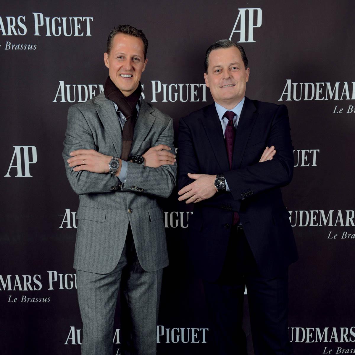 La Cote des Montres : Photo - Audemars Piguet célèbre les 40 ans de sa légendaire Royal Oak