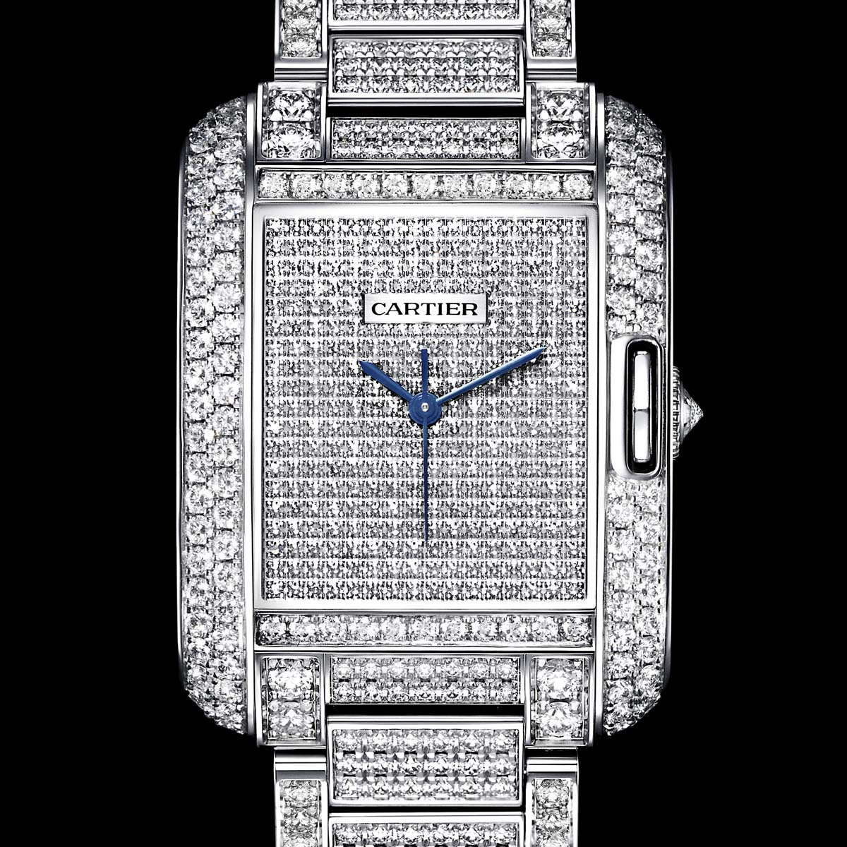 The Watch Quote: Photo - Cartier Tank Anglaise