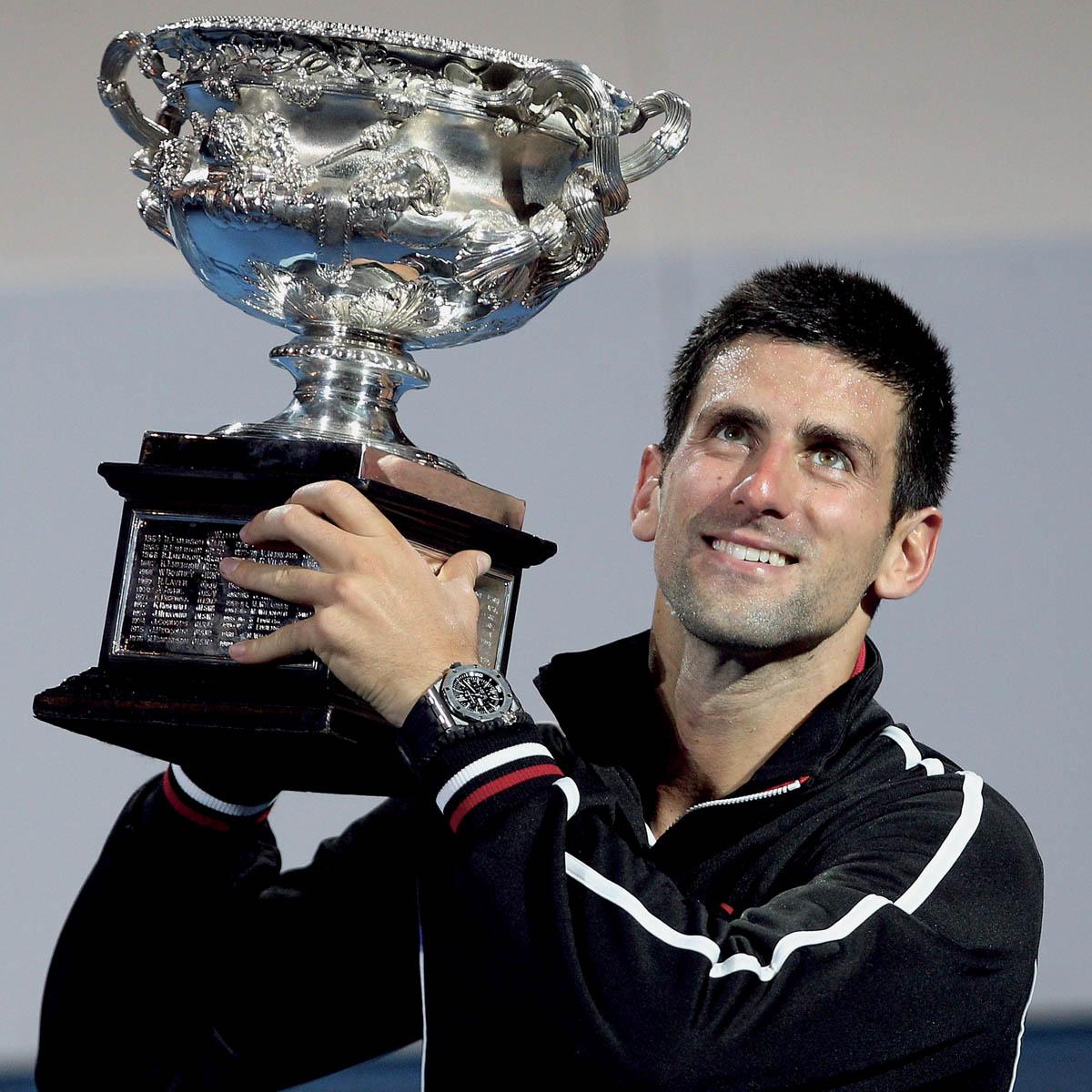 The Watch Quote Photo Novak Djokovic Audemars Piguet Ambassador Wins A Third Consecutive Grand Slam