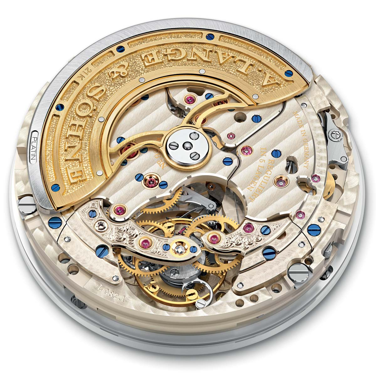 The Watch Quote: Photo - Lange
