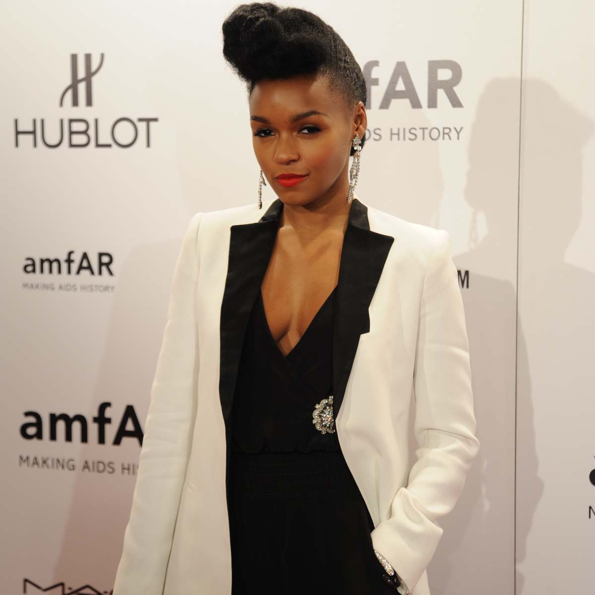 The Watch Quote: Photo - Hublot presents amfAR New York Gala