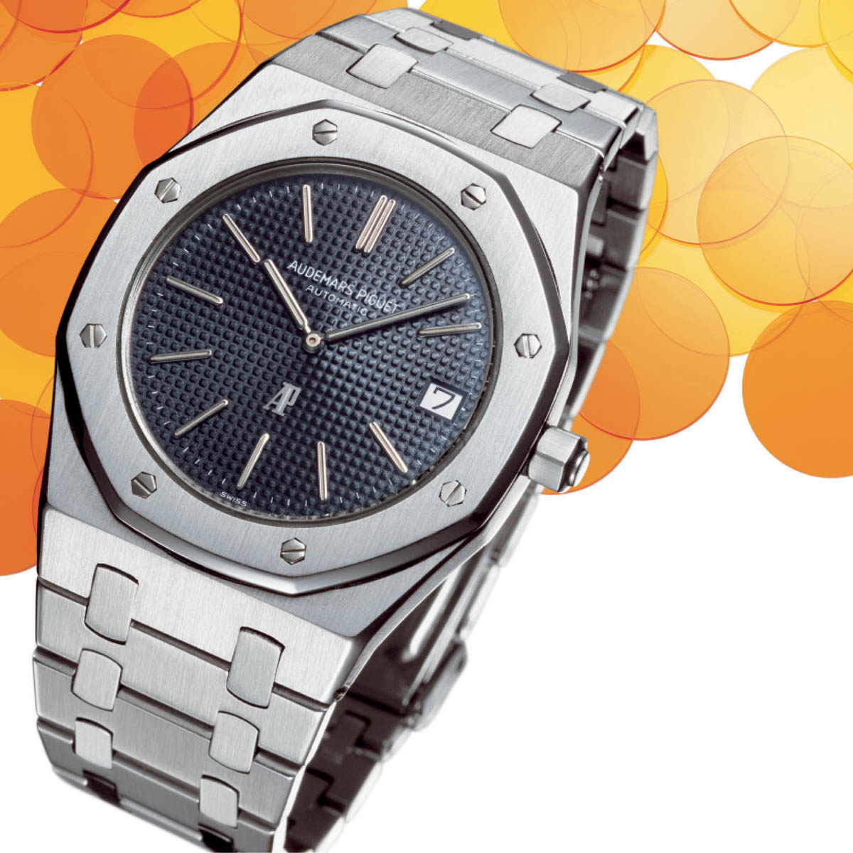 The Watch Quote: Photo - Audemars Piguet Royal Oak 40 Years, from Avant-Garde to Icon