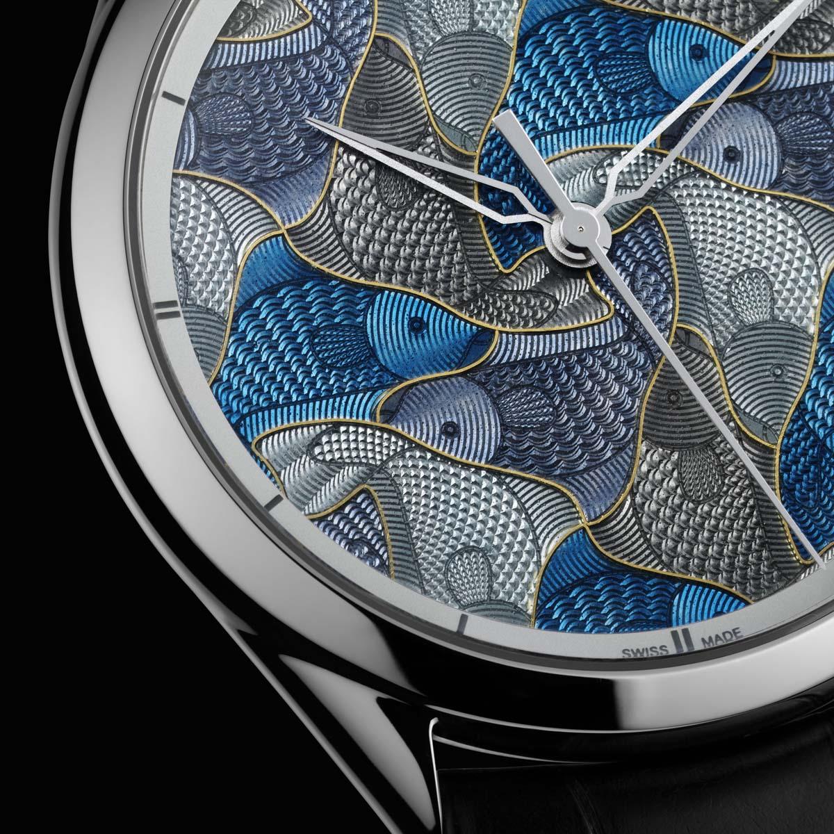 The Watch Quote: Photo - Vacheron Constantin Métiers d'Art - Les Univers Infinis