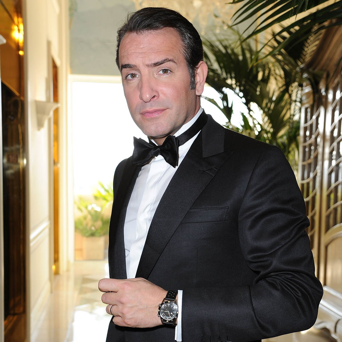 The Watch Quote: Photo - Oscar-winning actor Jean Dujardin chose Jaeger-LeCoultre