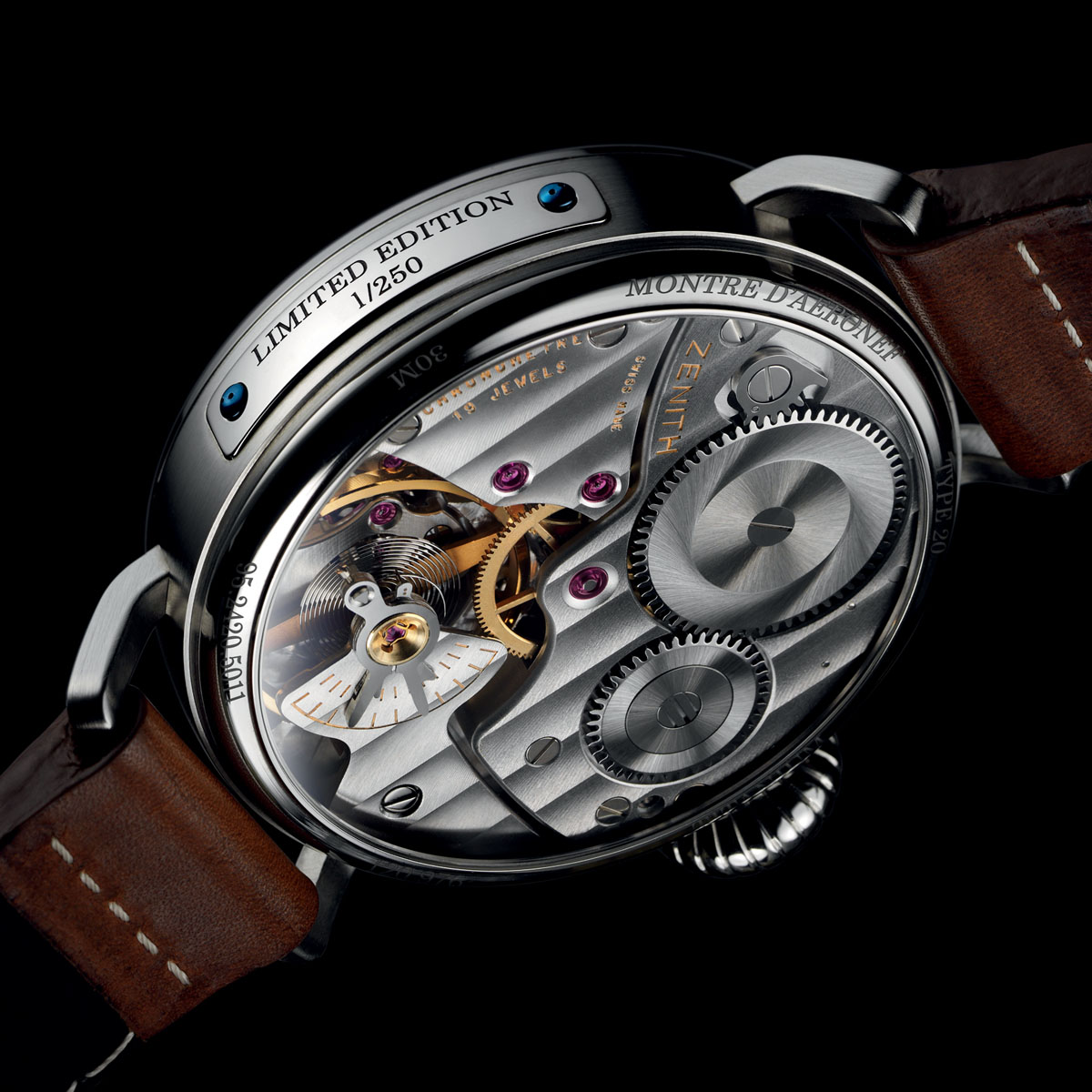 The Watch Quote: Photo - Zenith Pilot Montre d'Aéronef Type 20