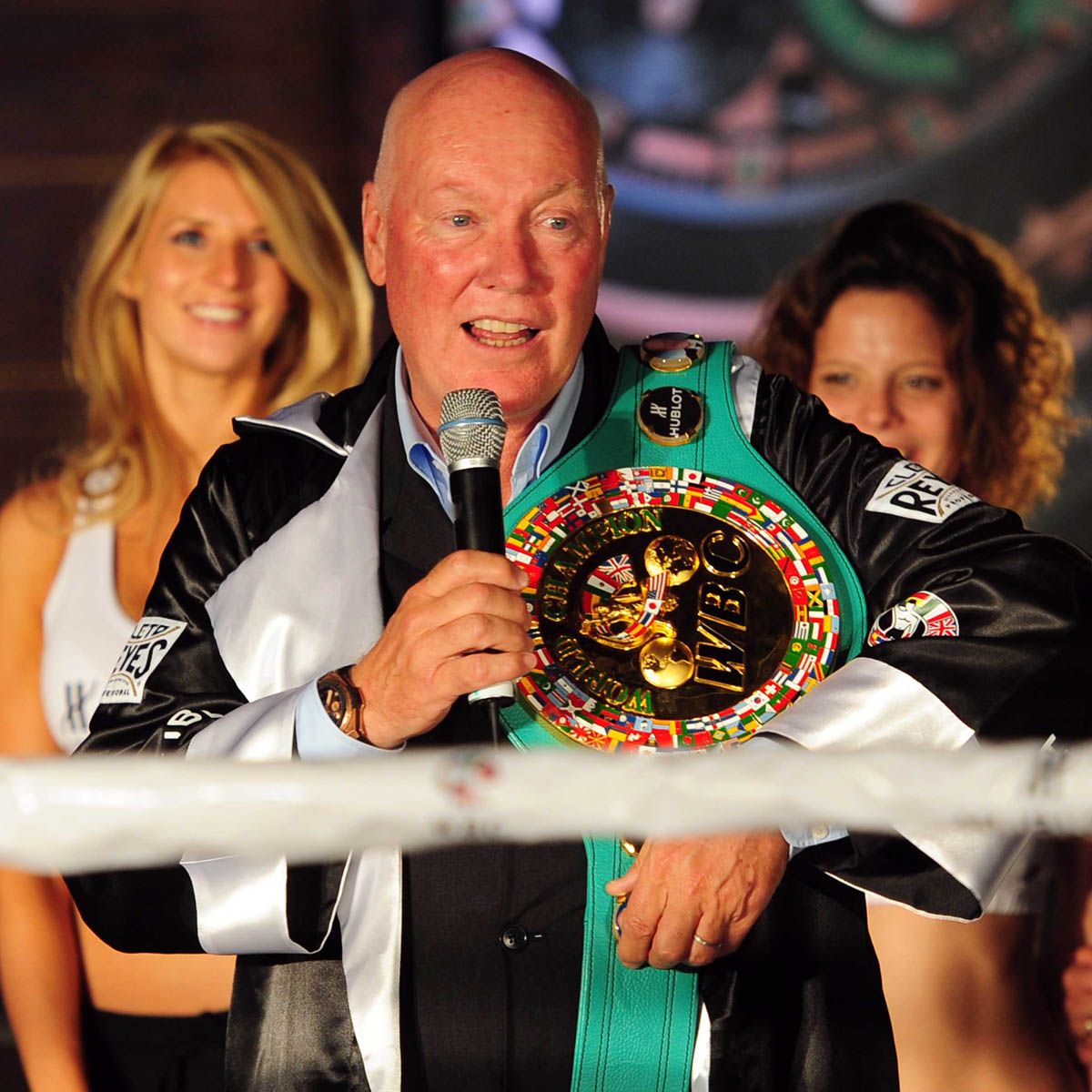 La Cote des Montres : Photo - Hublot King Power World Boxing Council