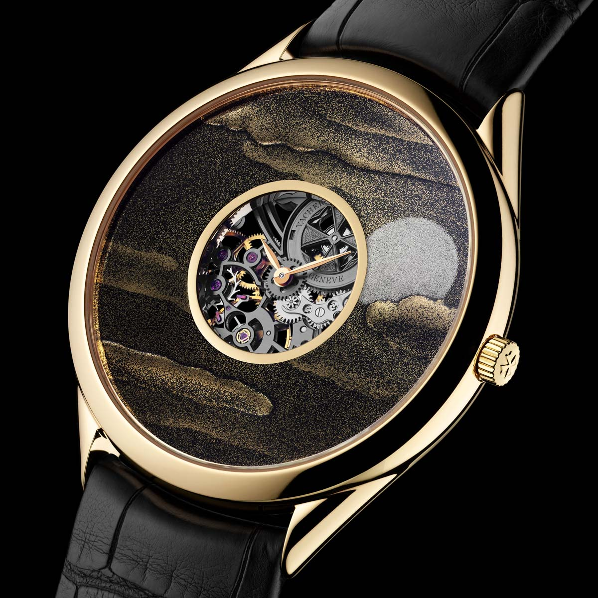 The Watch Quote: Photo - Vacheron Constantin Métiers d'Art La Symbolique des Laques