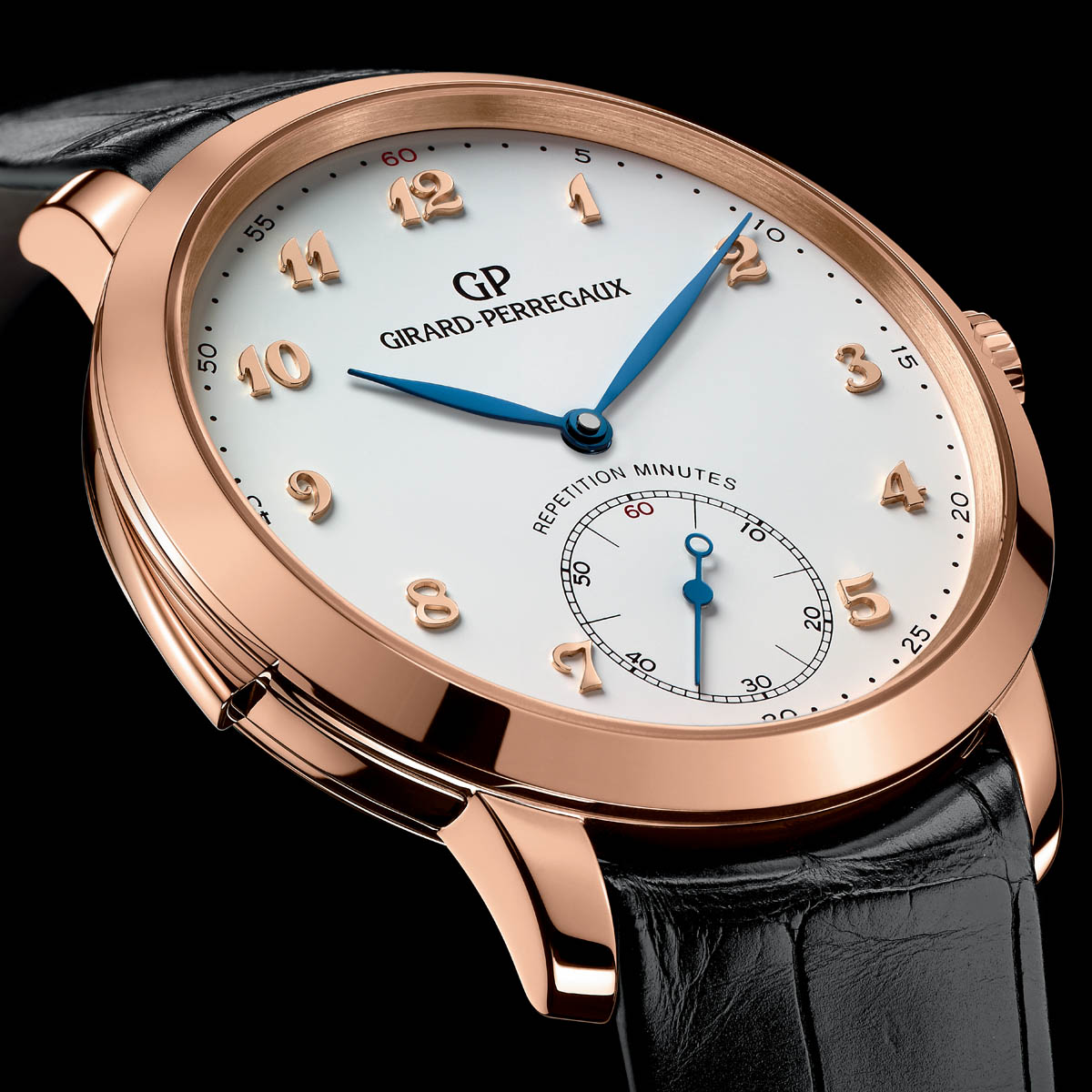 The Watch Quote: Photo - Girard-Perregaux 1966 Minute Repeater