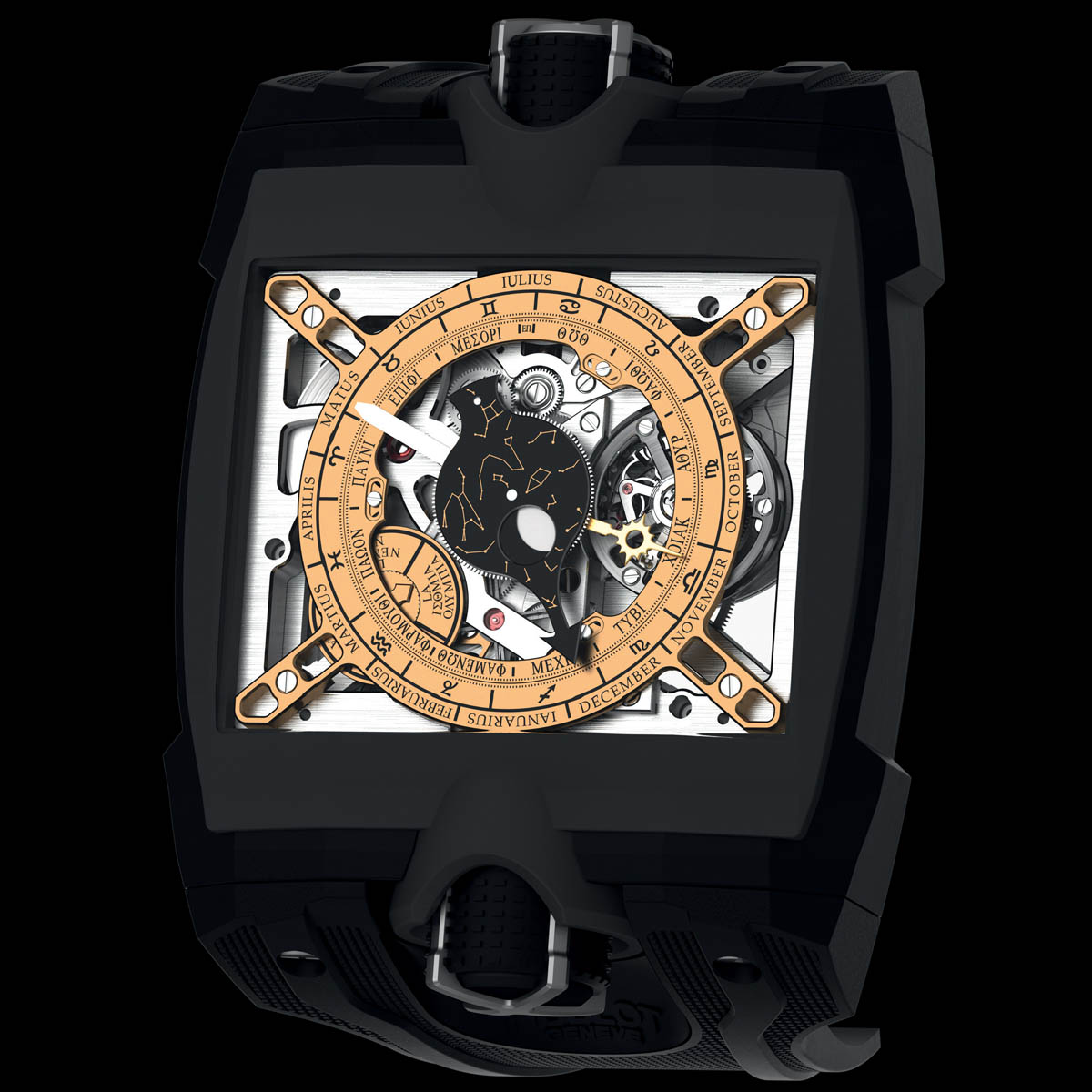 The Watch Quote: Photo - The Hublot Antikythera watch