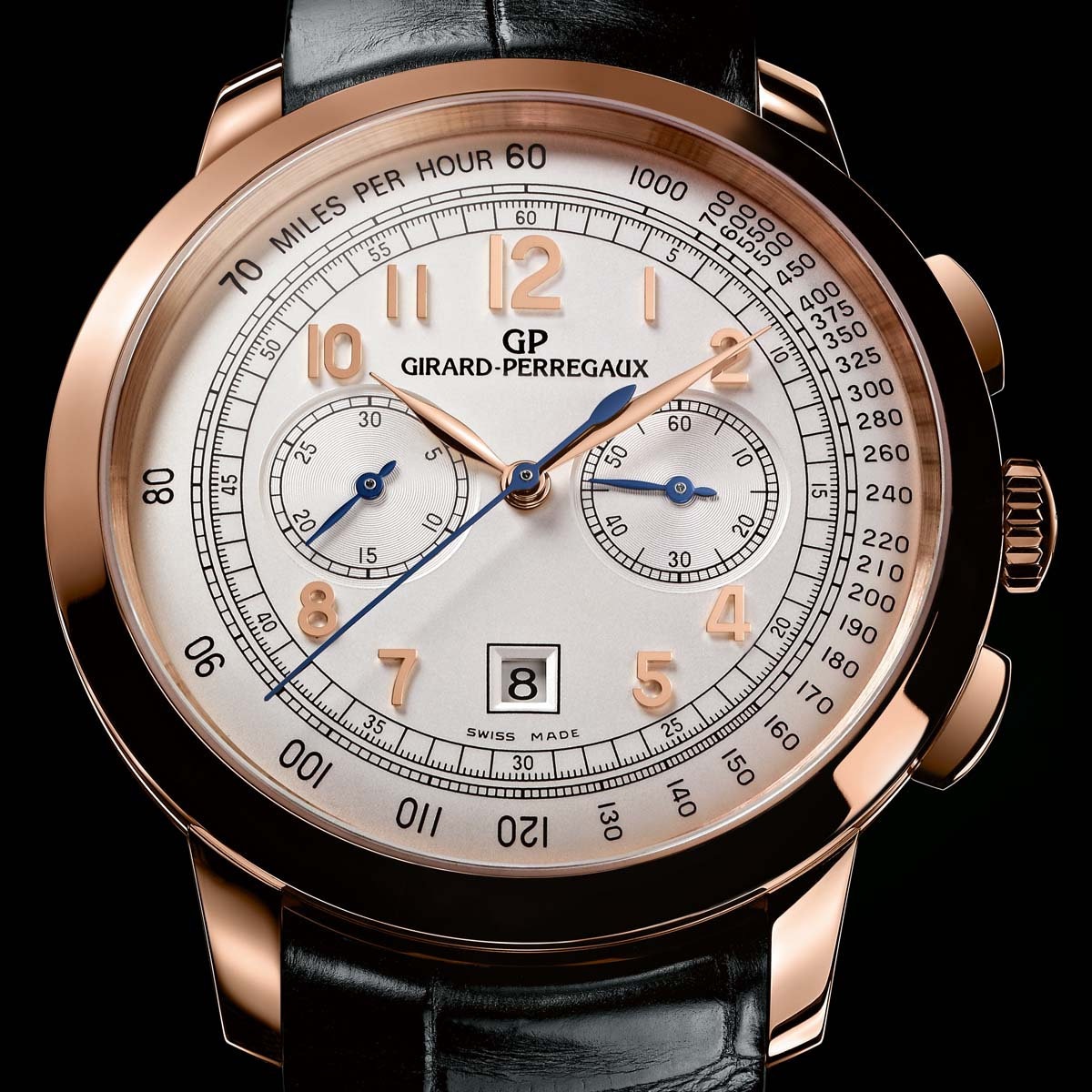 The Watch Quote: Photo - Girard-Perregaux 1966 Chronograph 42 MM