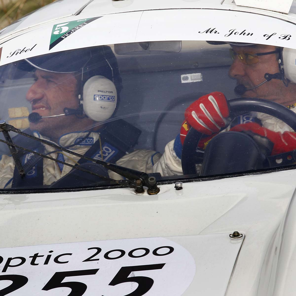 La Cote des Montres : Photo - Audemars Piguet - Tour Auto 2012 - Samedi 21 avril - Étape 5