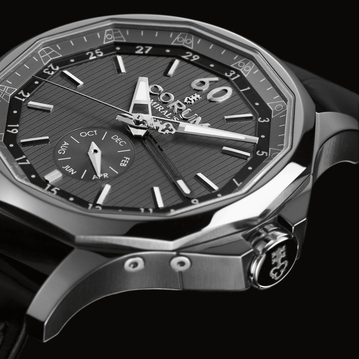 The Watch Quote: Photo - Corum Admiral's Cup Legend 42 Annual Calendar
