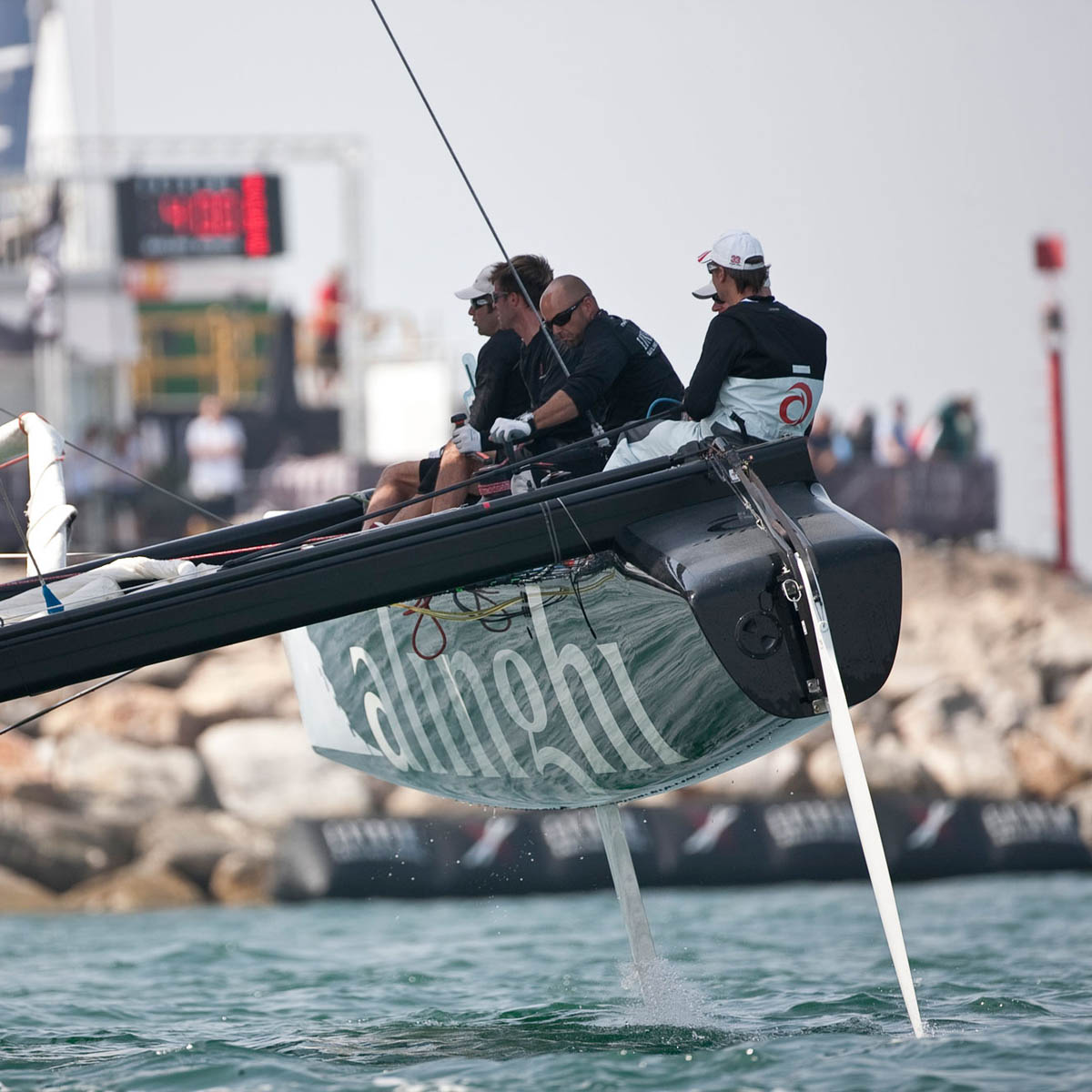 The Watch Quote: Photo - Hublot King Power Alinghi 4000