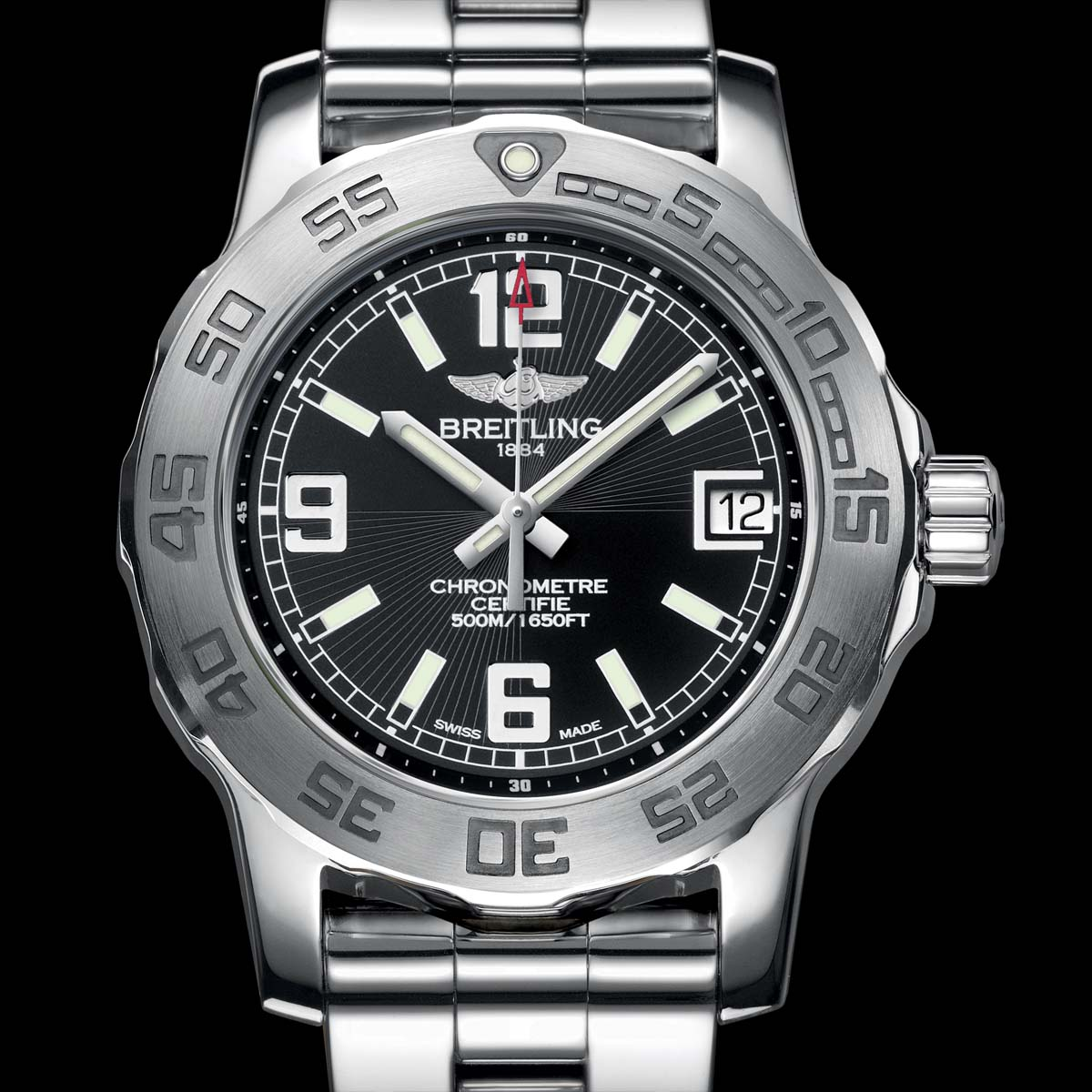 The Watch Quote: Photo - Breitling Colt 33