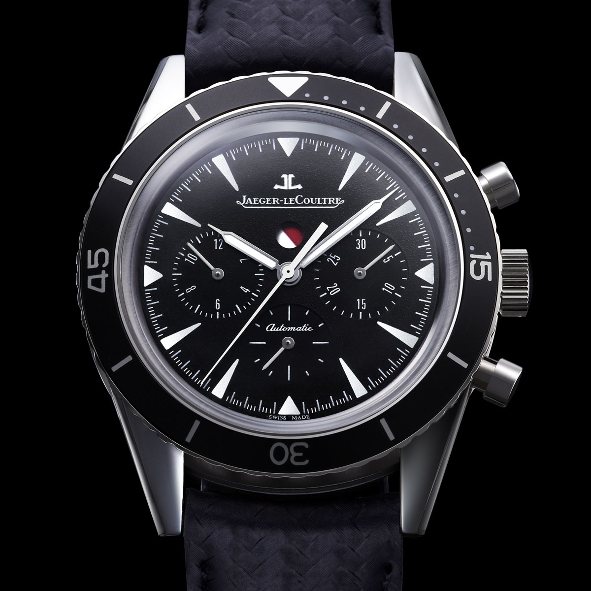 The Watch Quote: Photo - Jaeger-LeCoultre Deep Sea Chronograph