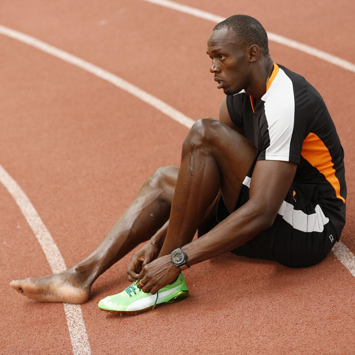 La Cote des Montres : Photo - Hublot King Power Usain Bolt