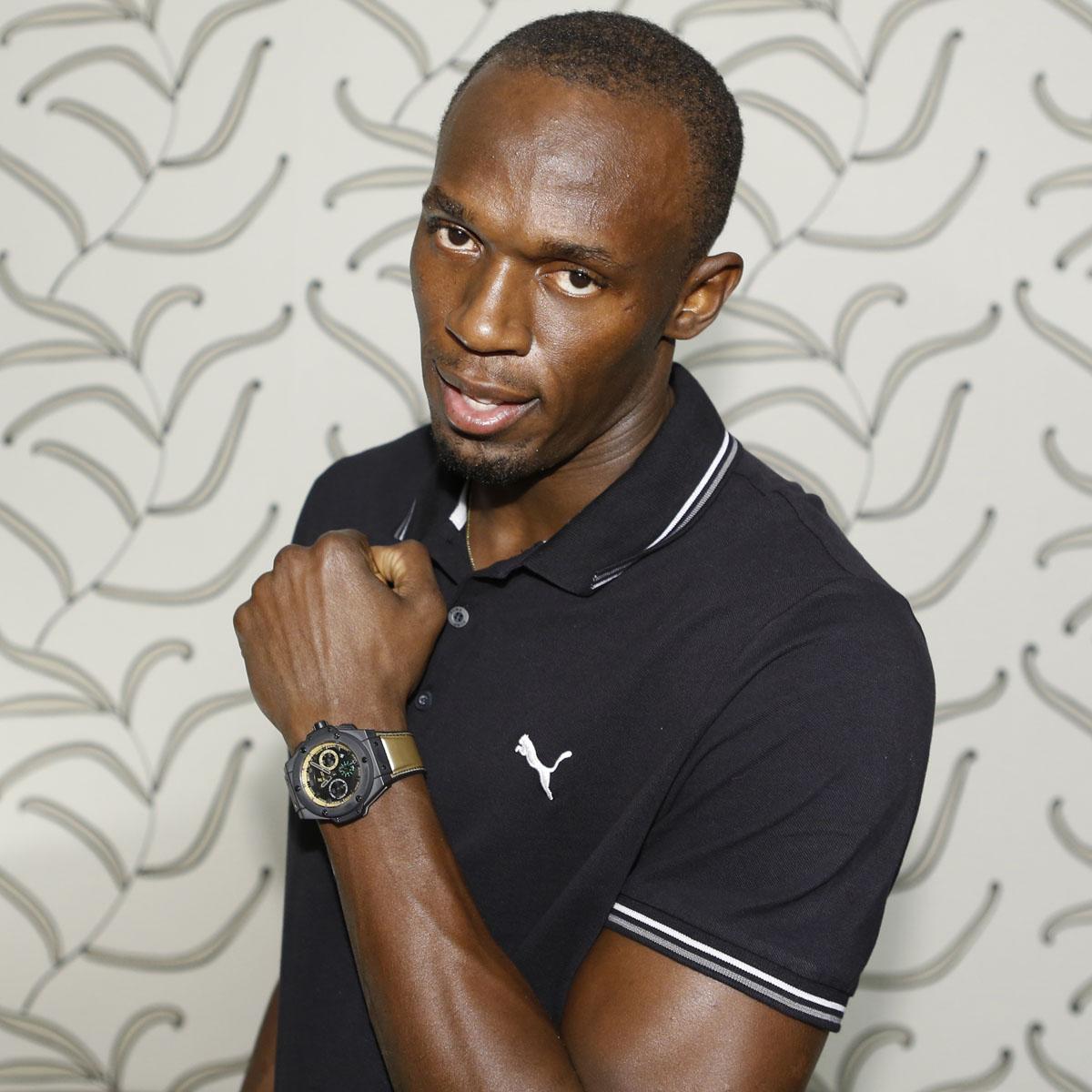 La Cote des Montres : Photo - Hublot King Power Usain Bolt