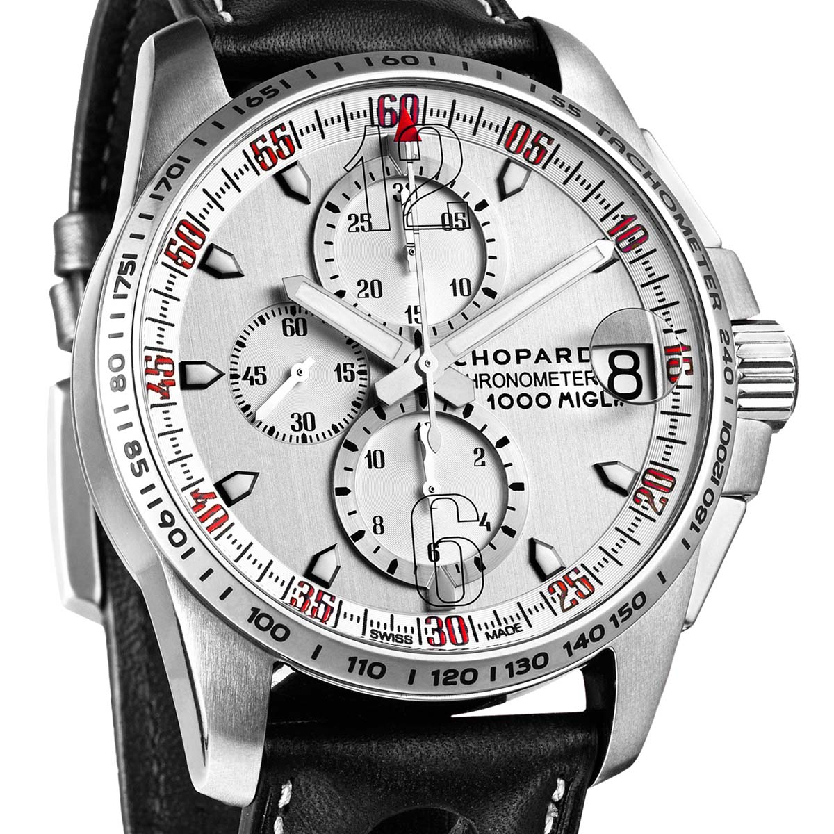 The Watch Quote: Photo - Chopard Mille Miglia GT XL Chrono Speed Silver