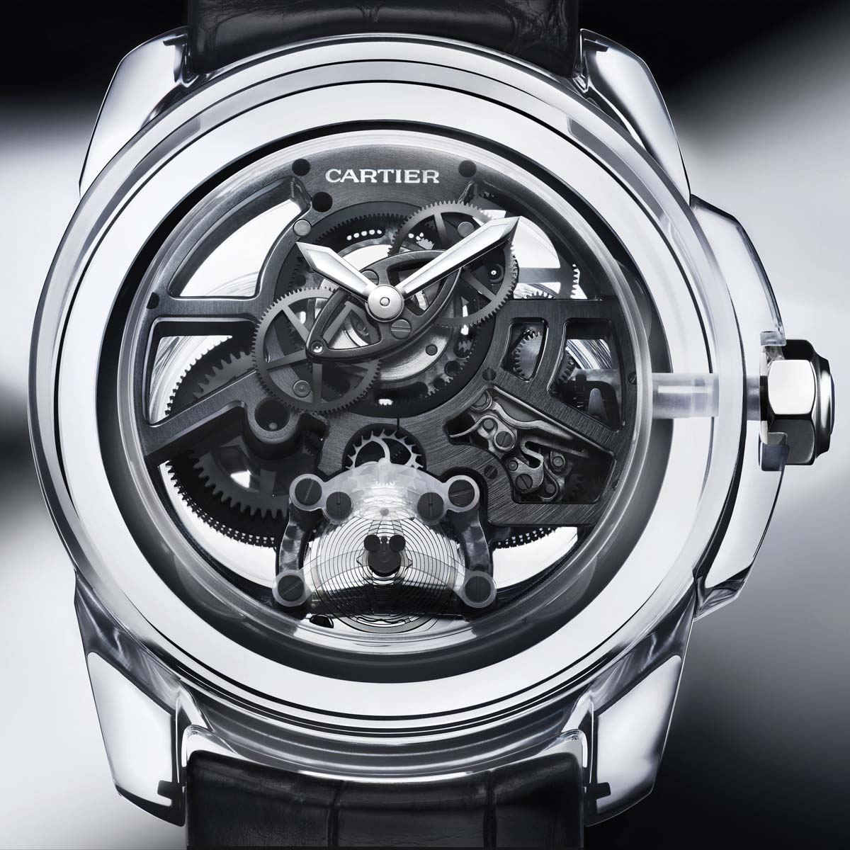 The Watch Quote: Photo - Cartier ID Two