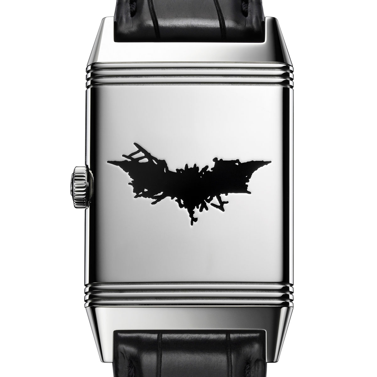 The Watch Quote: Photo - Jaeger-LeCoultre Reverso and the Dark Knight