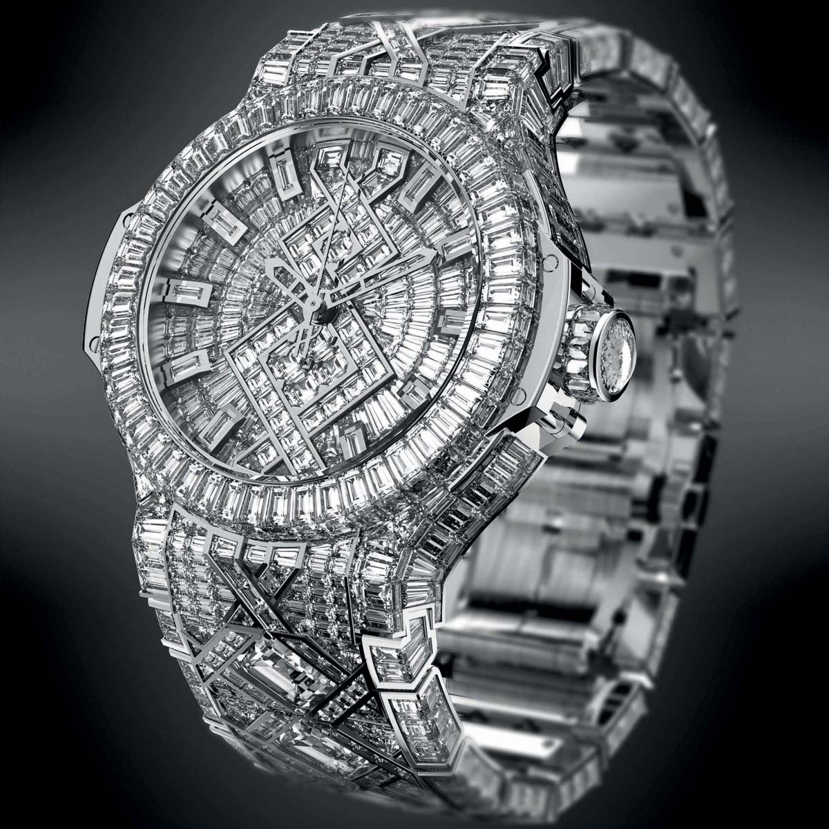 La Cote des Montres : Photo - Hublot La « $5 Million »