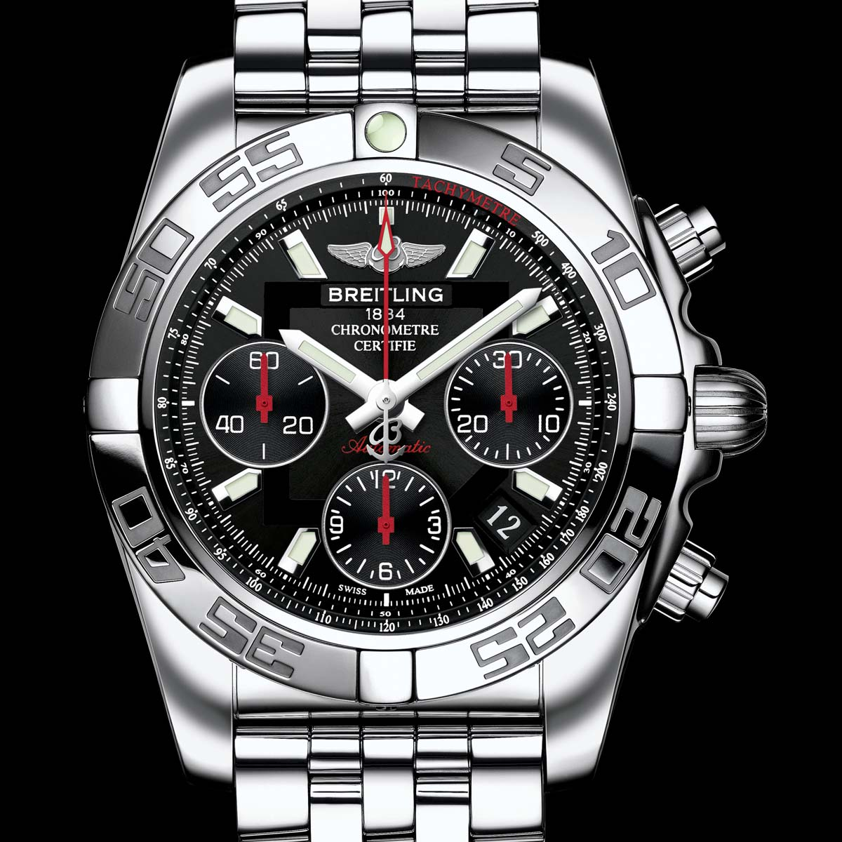The Watch Quote: Photo - Breitling Chronomat 41 Limited