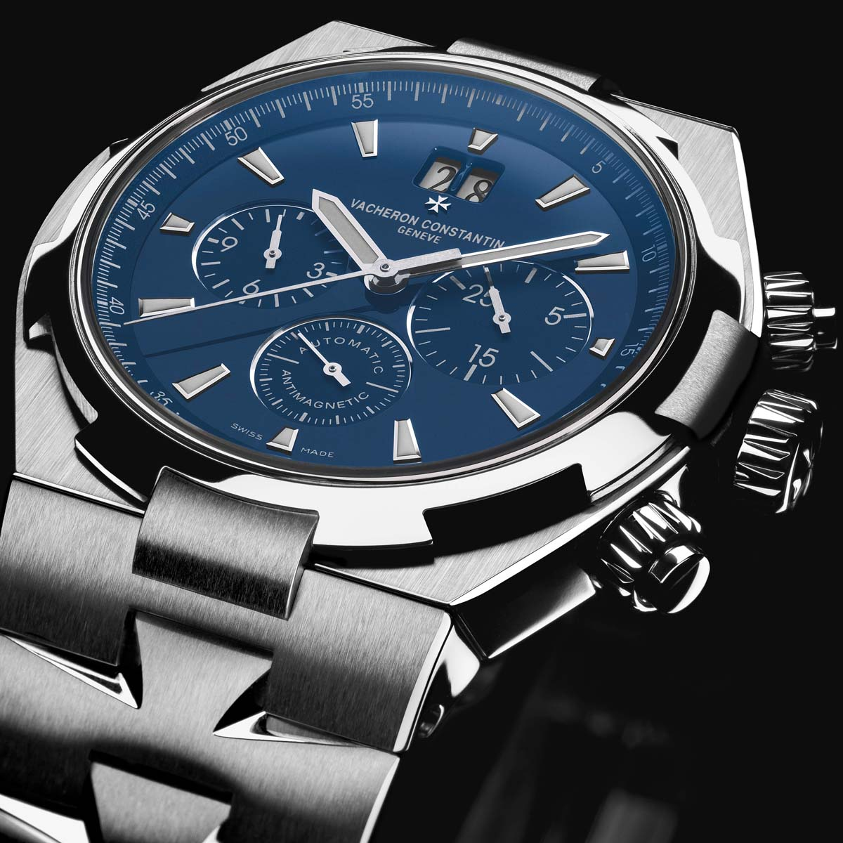 The Watch Quote: Photo - Vacheron Constantin Overseas Chronograph