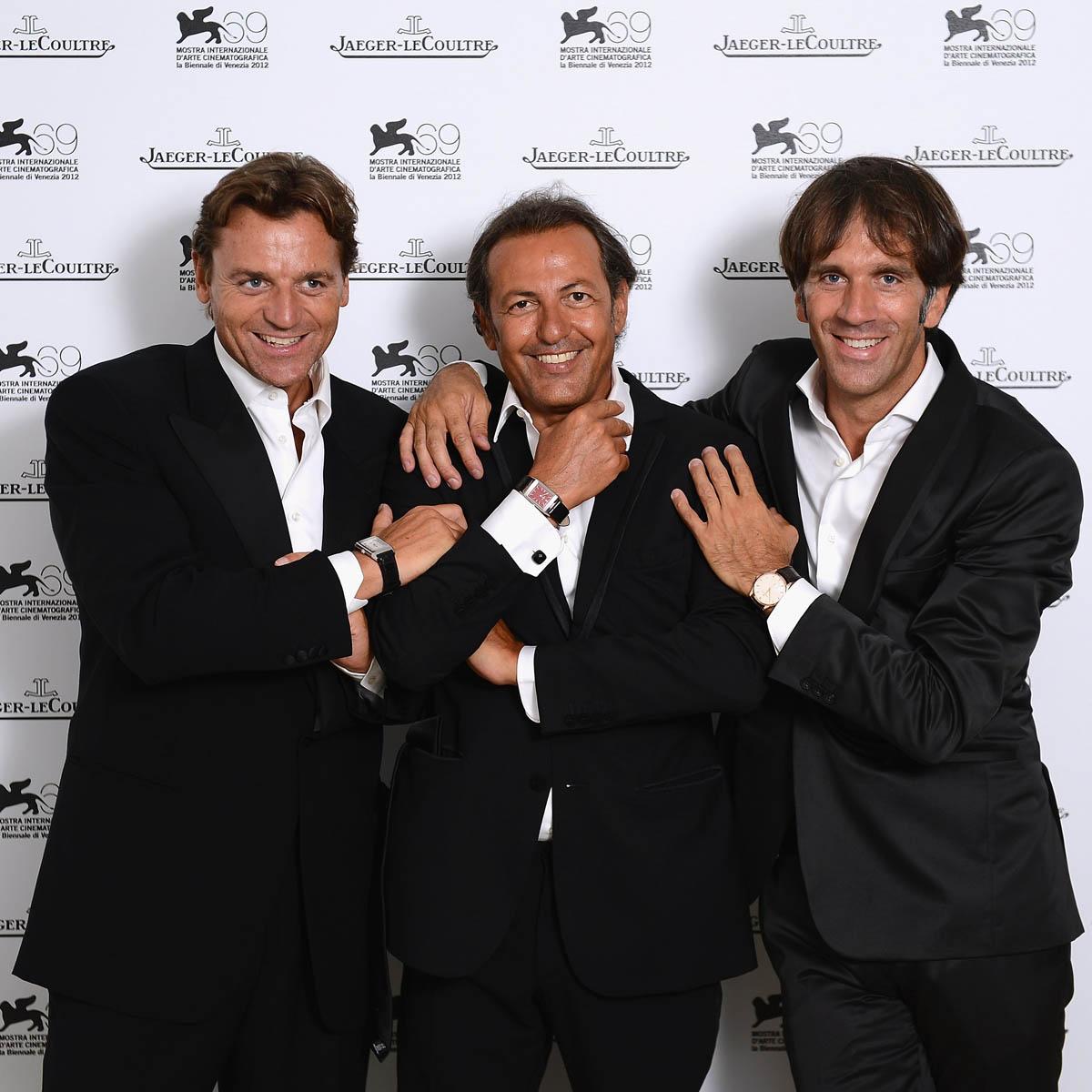 La Cote des Montres : Photo - Les stars illuminent la Cérémonie d'Ouverture du Festival du Film de Venise, portant les plus belles créations Jaeger-LeCoultre