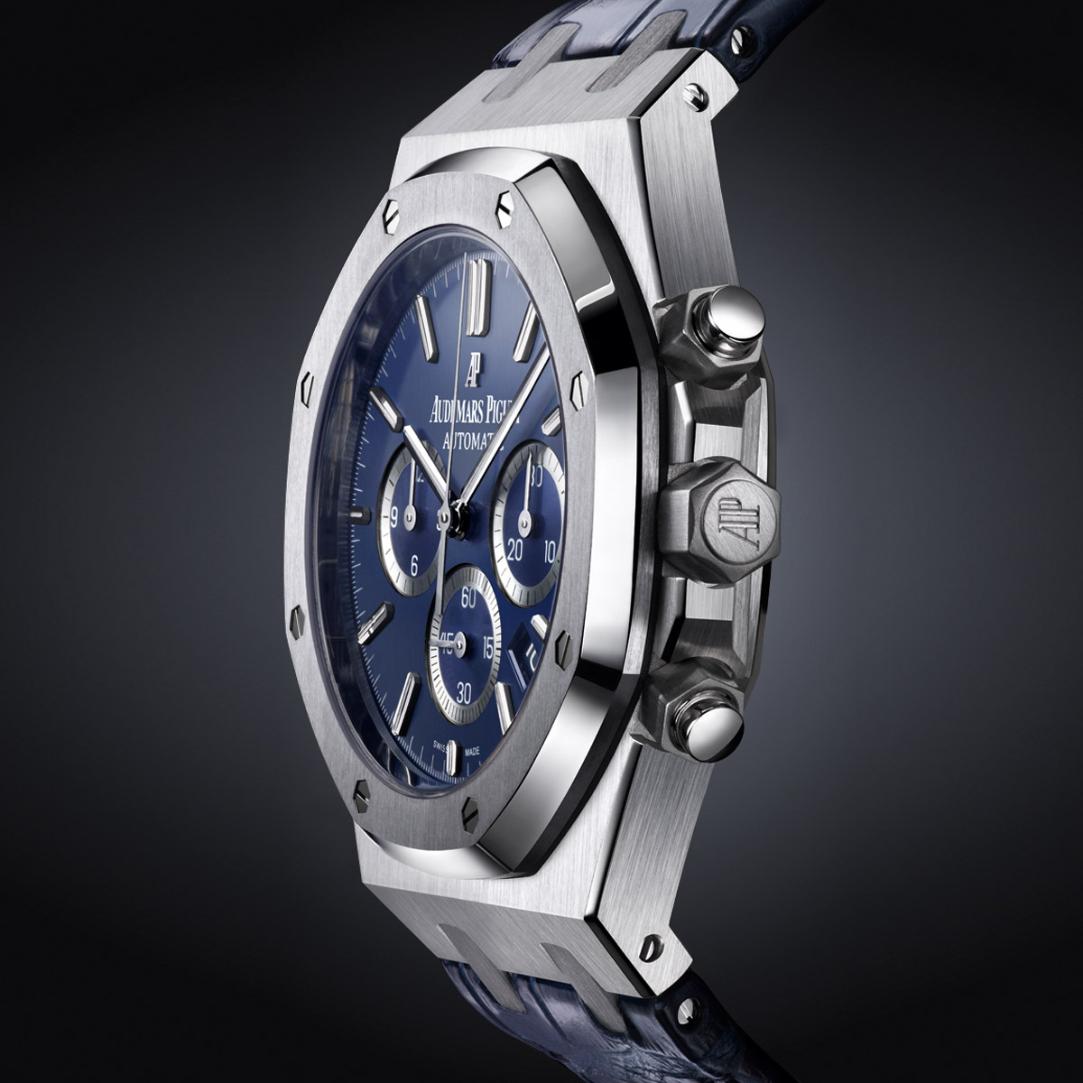 The Watch Quote: Photo - Audemars Piguet Royal Oak Leo Messi Limited Edition