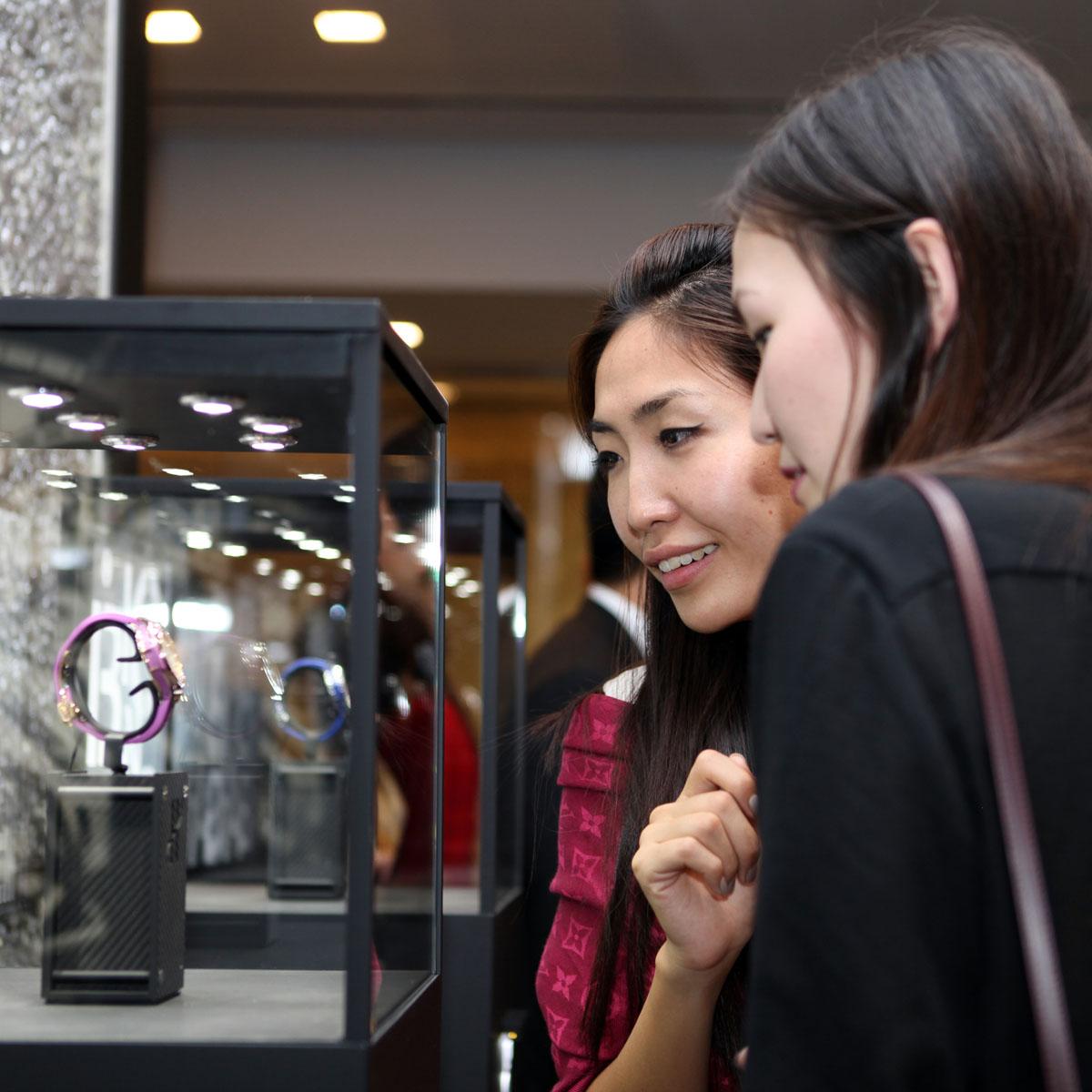 La Cote des Montres : Photo - Hublot ouvre une boutique à Oulan-Bator en Mongolie