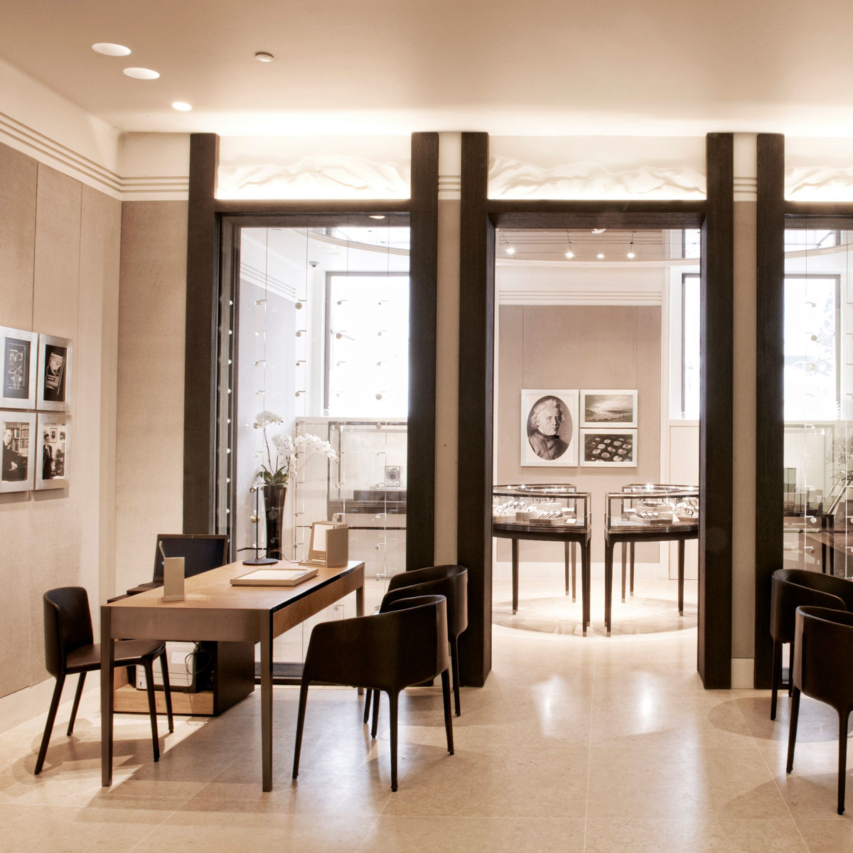 The Watch Quote: Photo - Jaeger-LeCoultre unveils its new boutique on the Place Vendôme