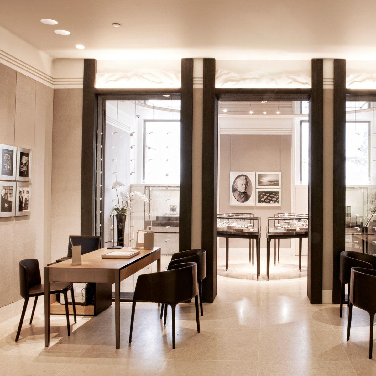 La Cote des Montres : Photo - Jaeger-LeCoultre dévoile sa nouvelle boutique de la place Vendôme