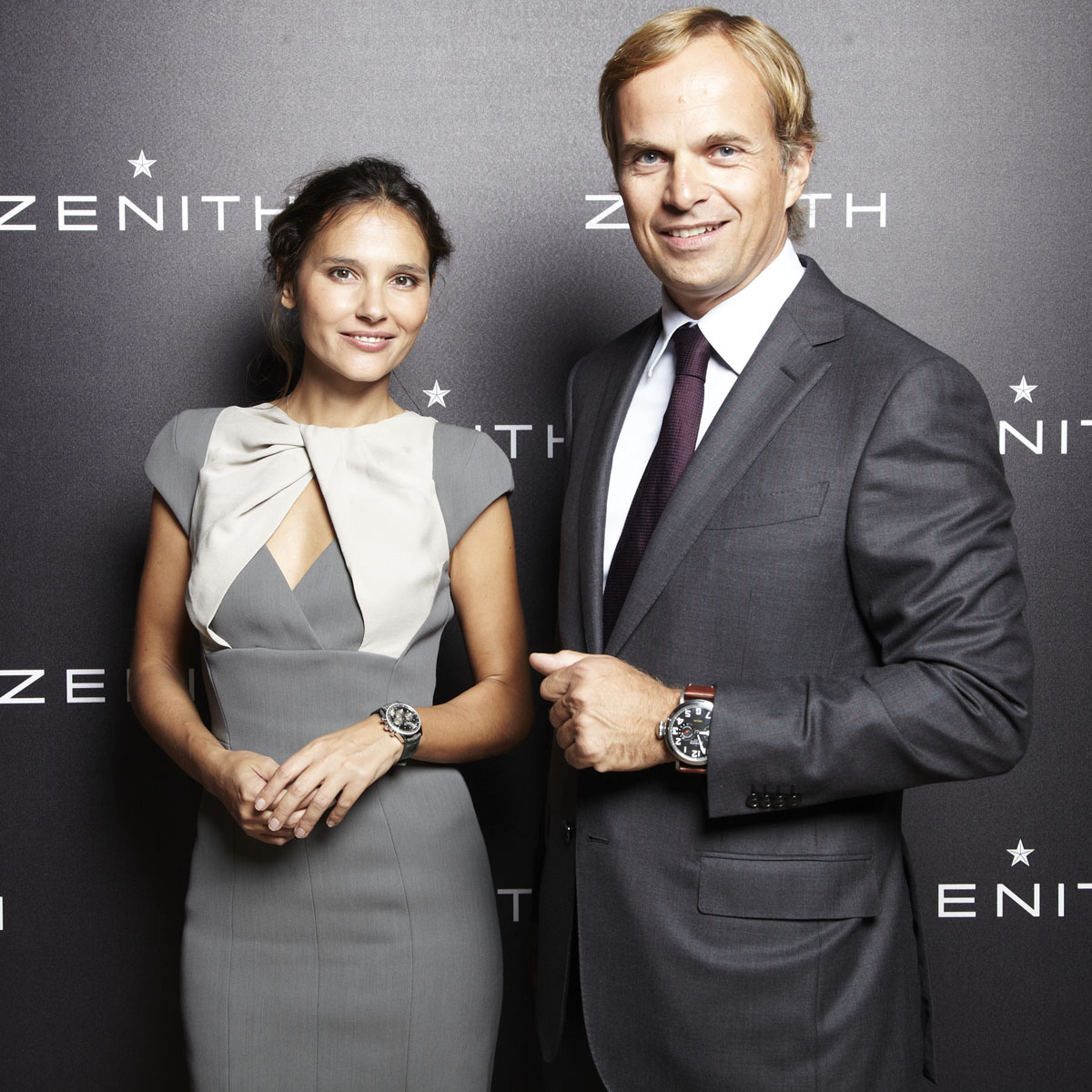 The Watch Quote: Photo - Zenith, a tribute to the pioneers of aviation