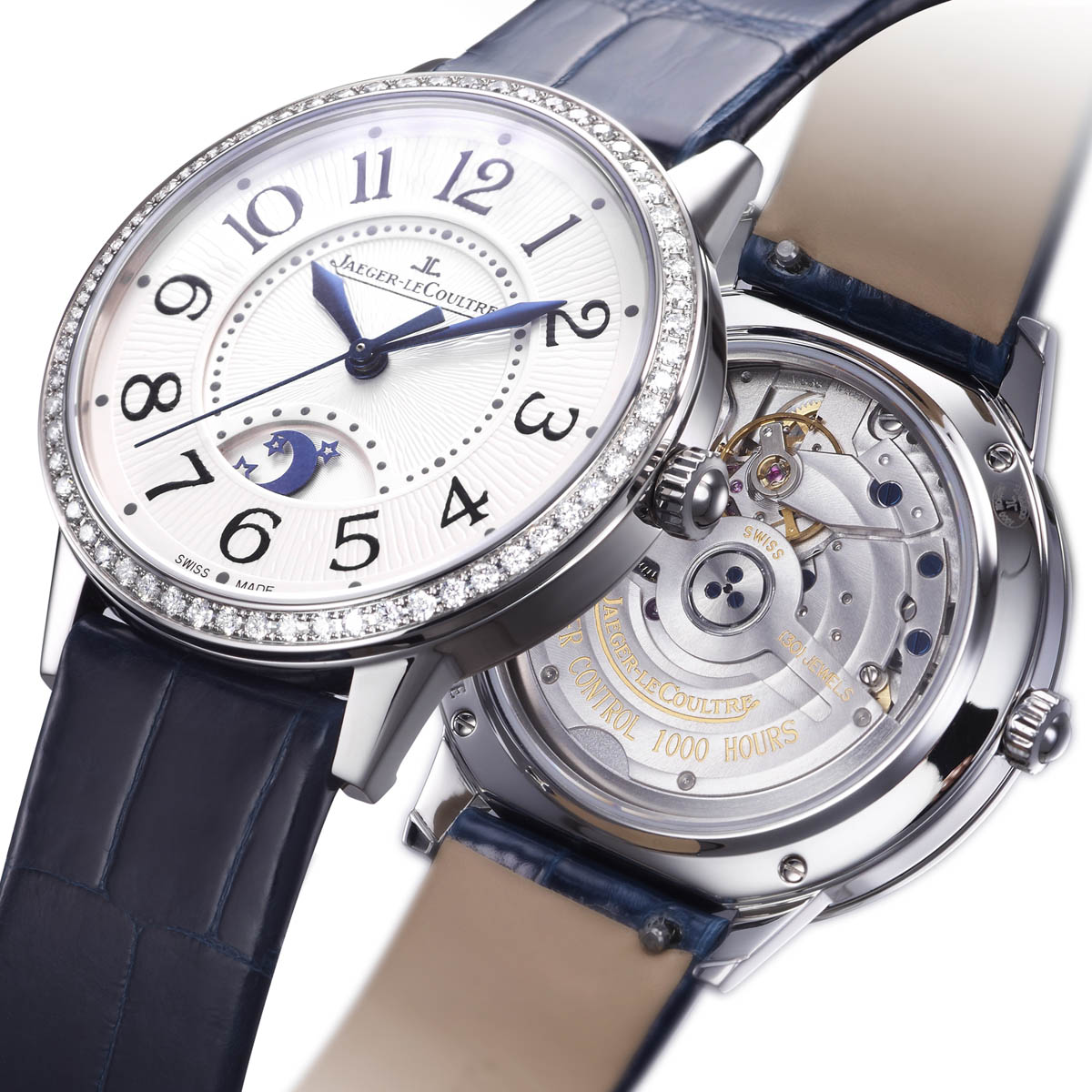 The Watch Quote: Photo - Jaeger-LeCoultre Rendez-Vous Collection