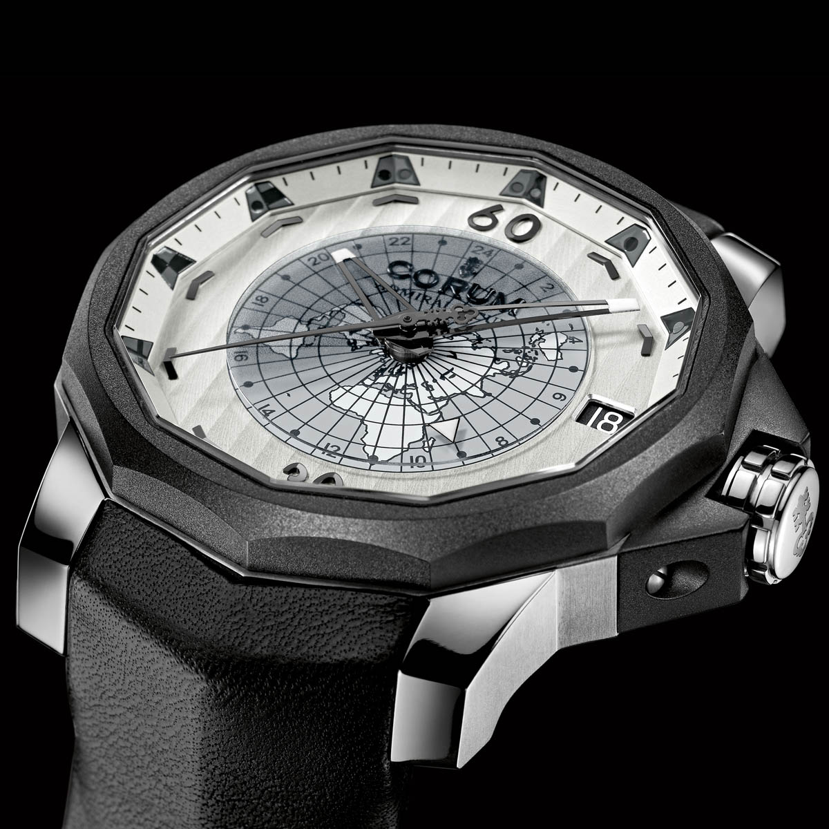 The Watch Quote: Photo - Corum Admiral's Cup Challenger 48 Day