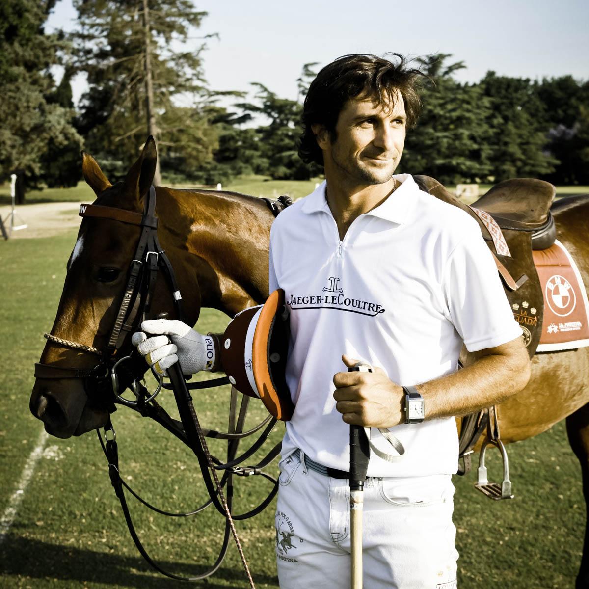 La Cote des Montres : Photo - Jaeger-LeCoultre Triple Couronne d'Argentine 2012