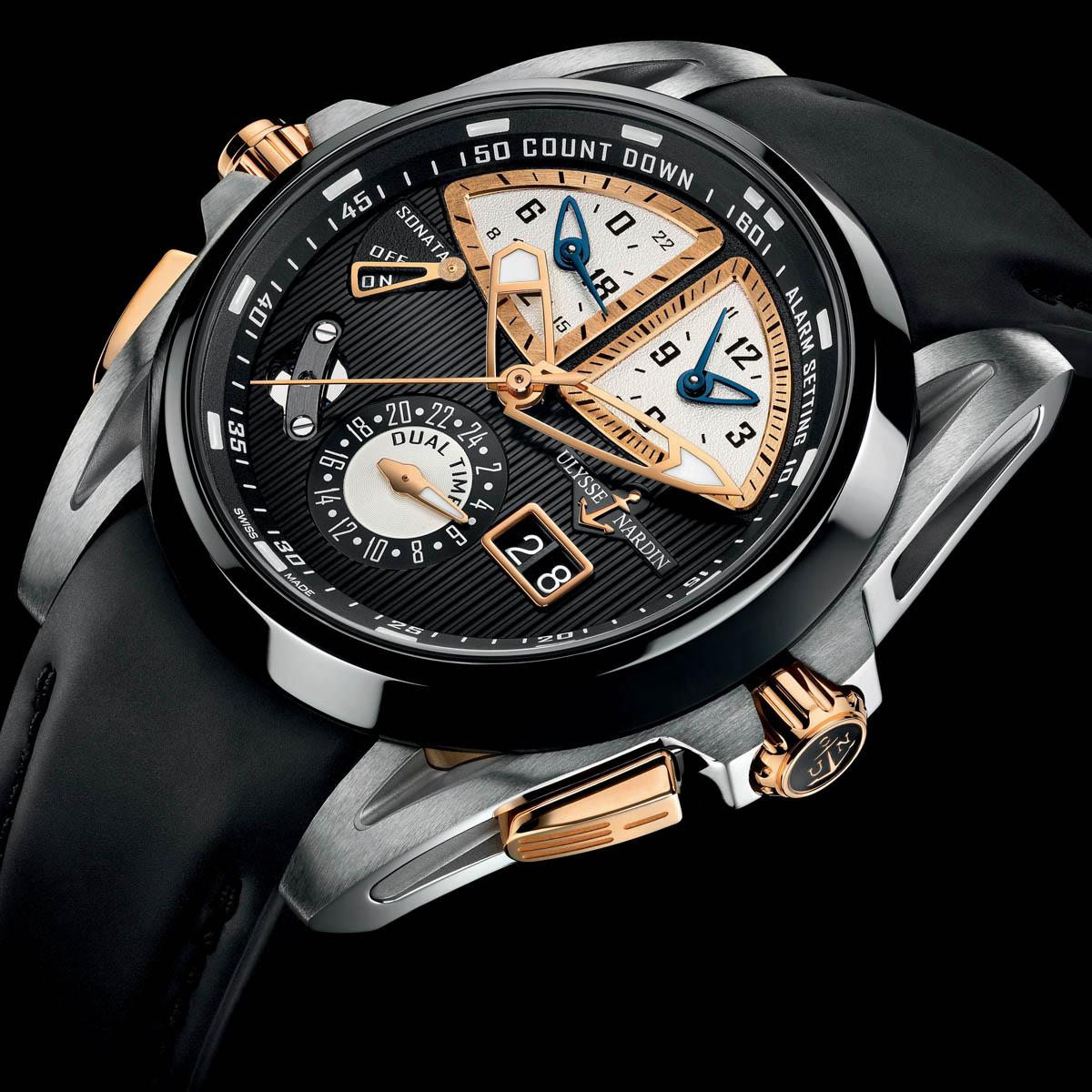 The Watch Quote: Photo - Ulysse Nardin Sonata Streamline