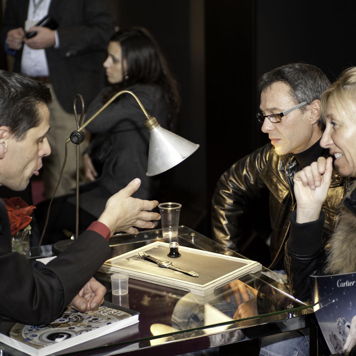 La Cote des Montres : Photo - Salon Belles Montres 2012