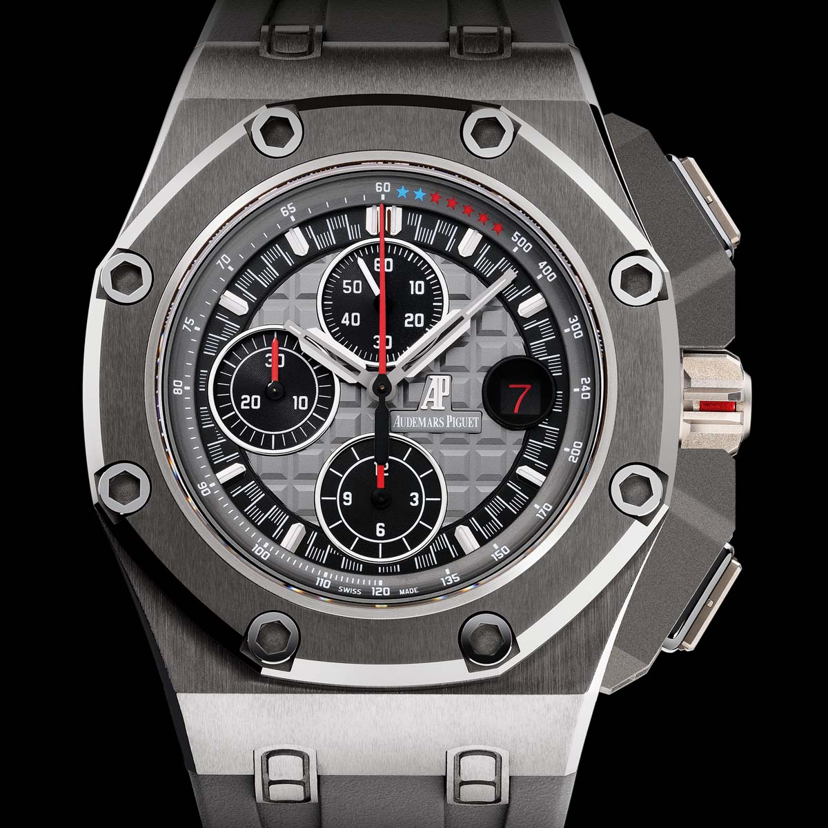 The Watch Quote: Photo - Audemars Piguet Royal Oak Offshore Michael Schumacher Limited Edition