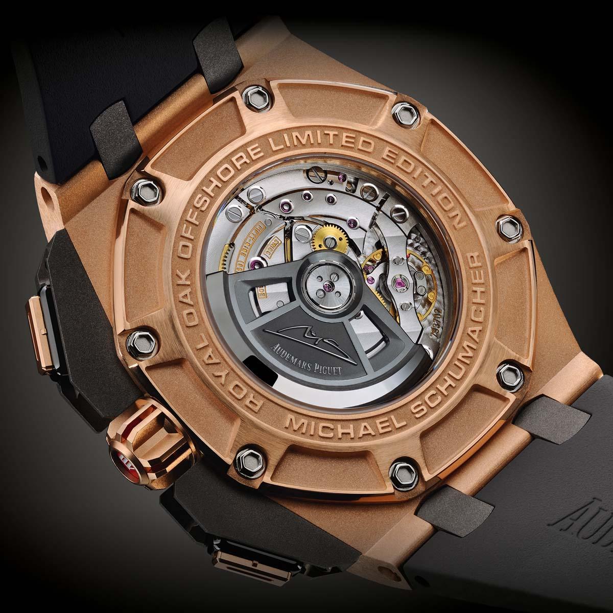 The Watch Quote: Photo - Audemars Piguet Royal Oak Offshore Michael Schumacher Limited Edition