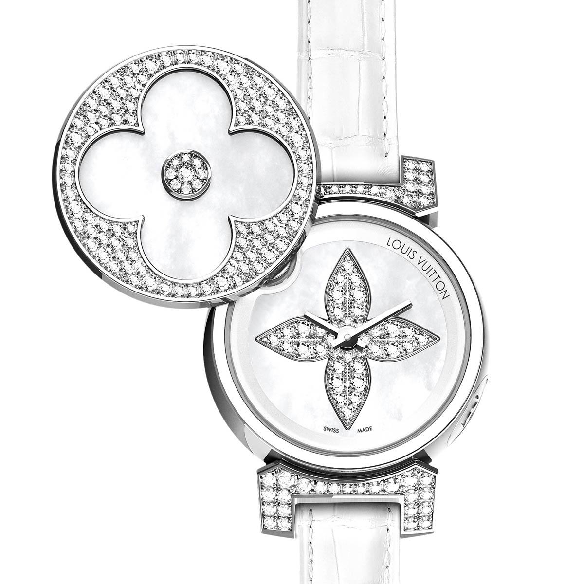 La Cote des Montres : Photo - Louis Vuitton, 10e anniversaire de la Collection Tambour